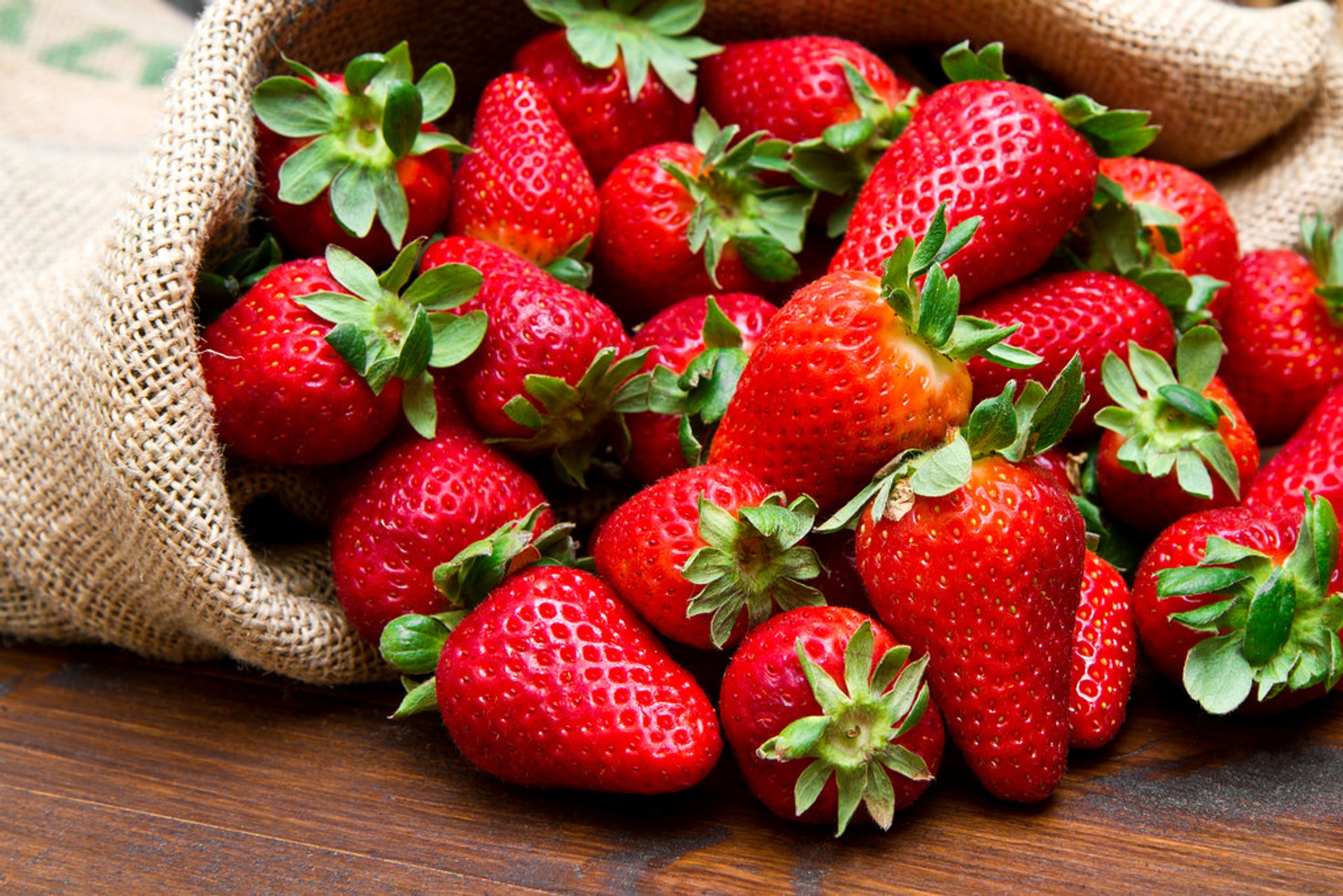 Strawberry Season in Italy 2019 - Best Time