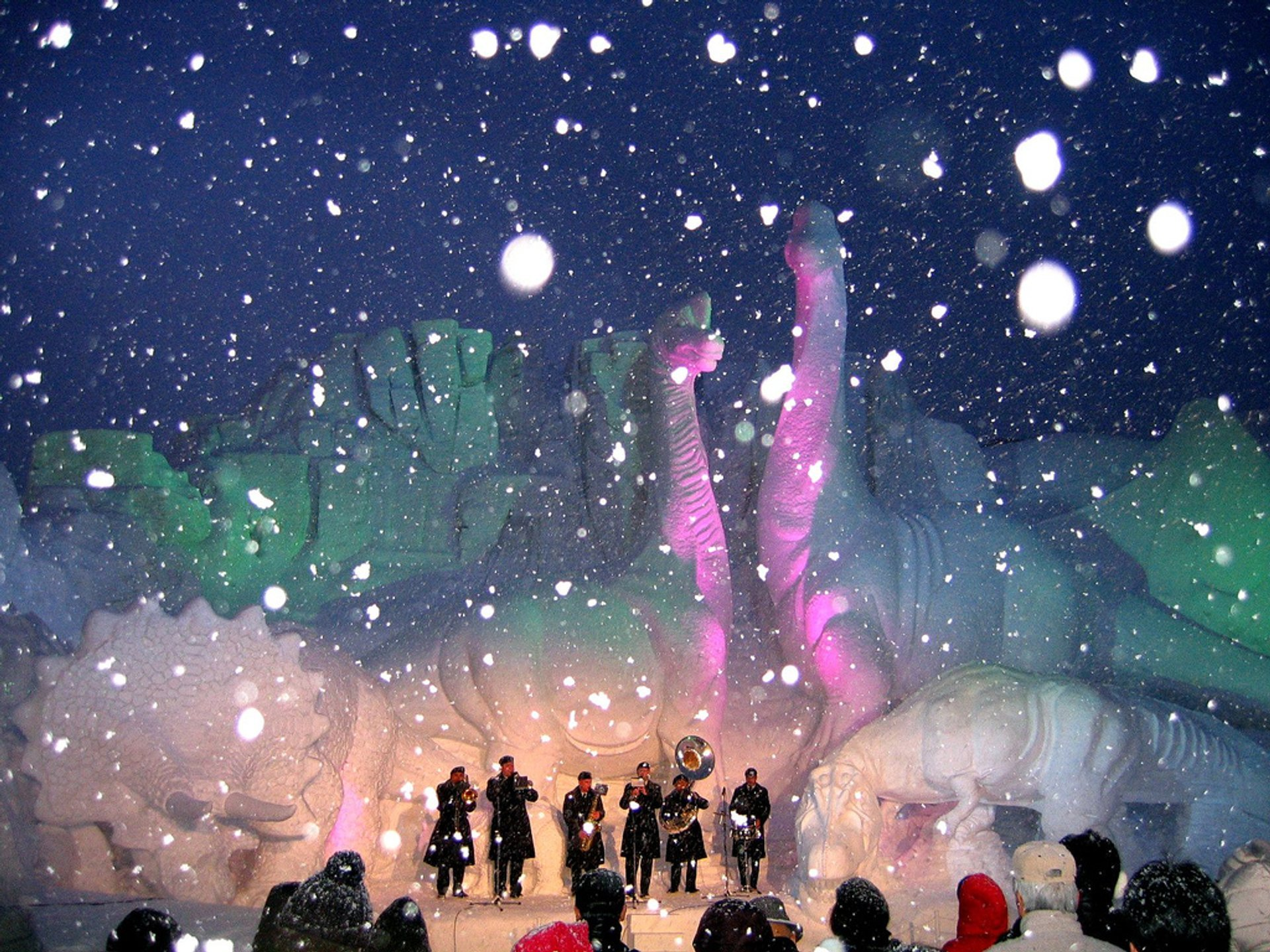 Sapporo Snow Festival in Japan - Best Season