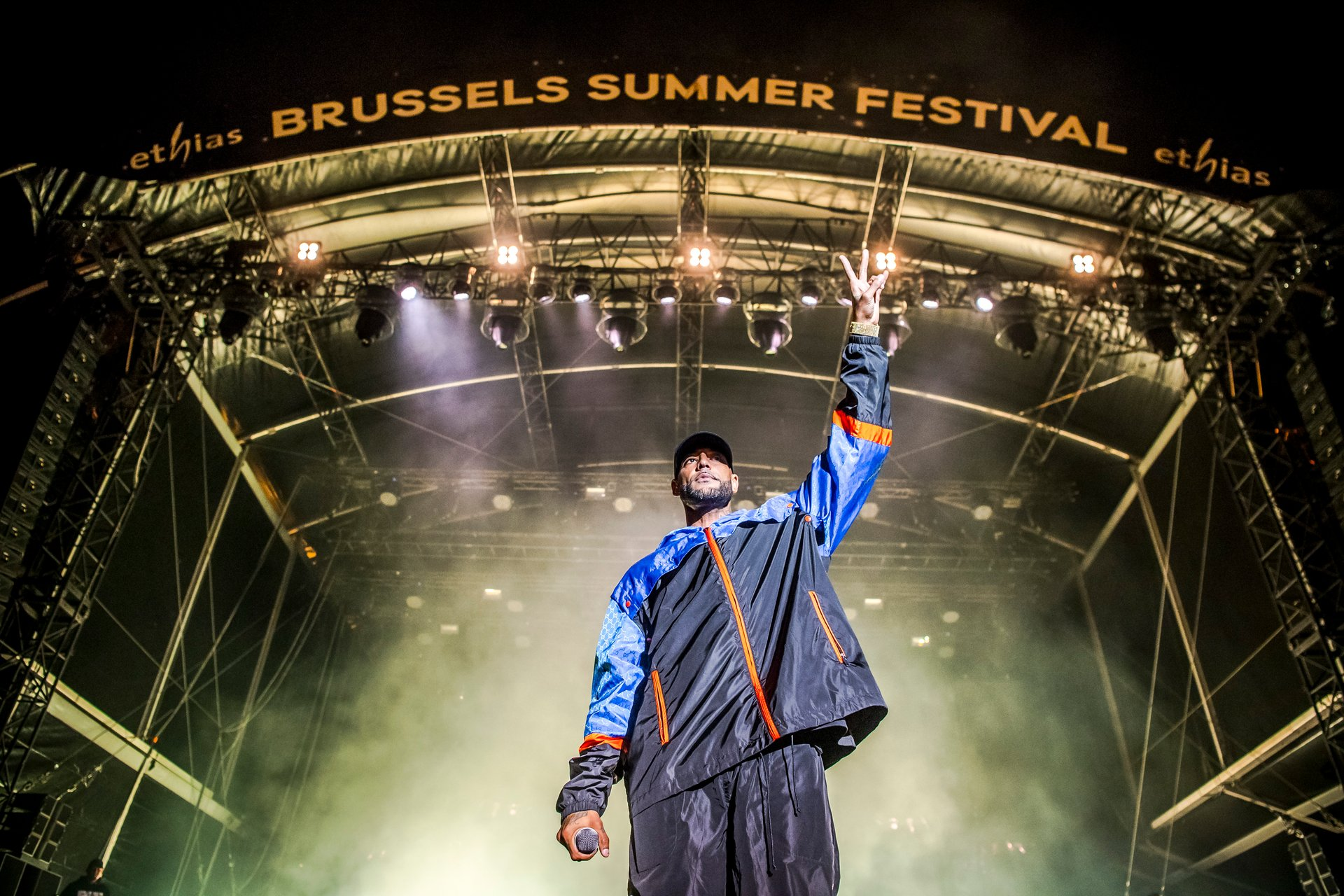 Best time for Brussels Summer Festival 2020
