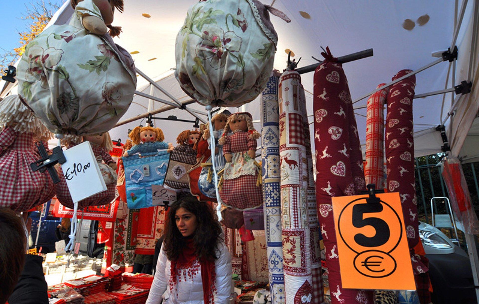 Oh Bej! Oh Bej! Christmas Fair in Milan 2020 - Best Time