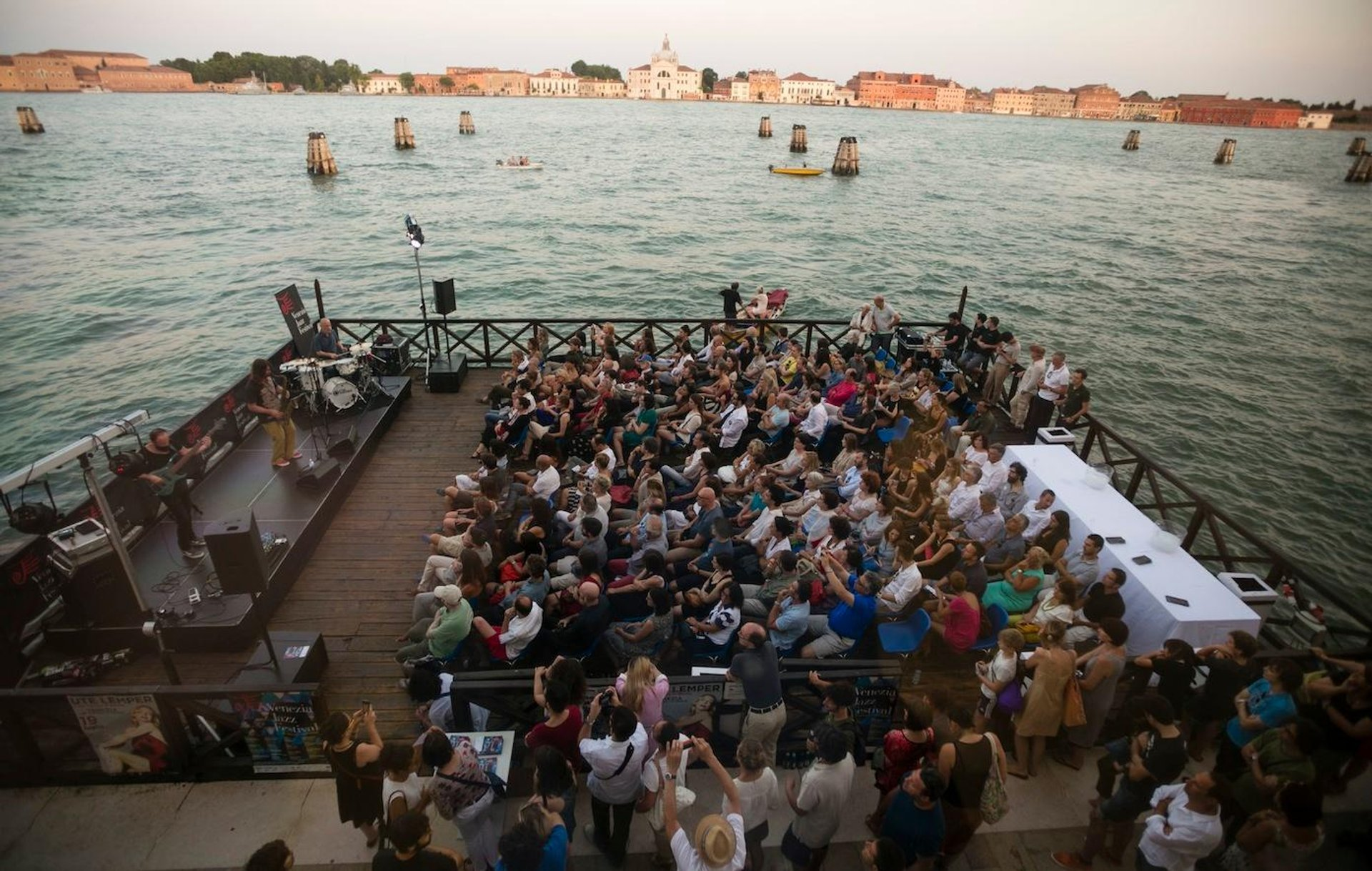 Best time for Venezia Jazz Festival in Venice 2020