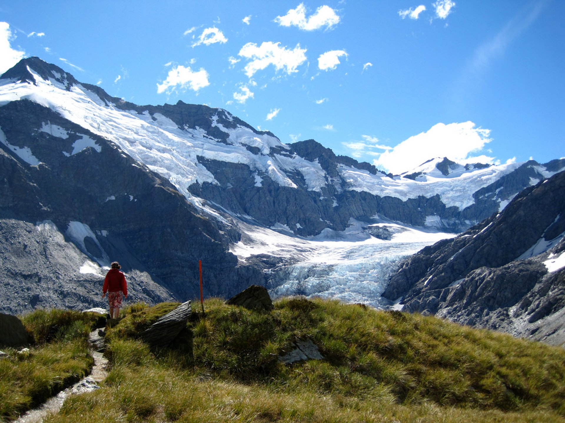 Cascade Saddle Route in New Zealand 2019 - Best Time