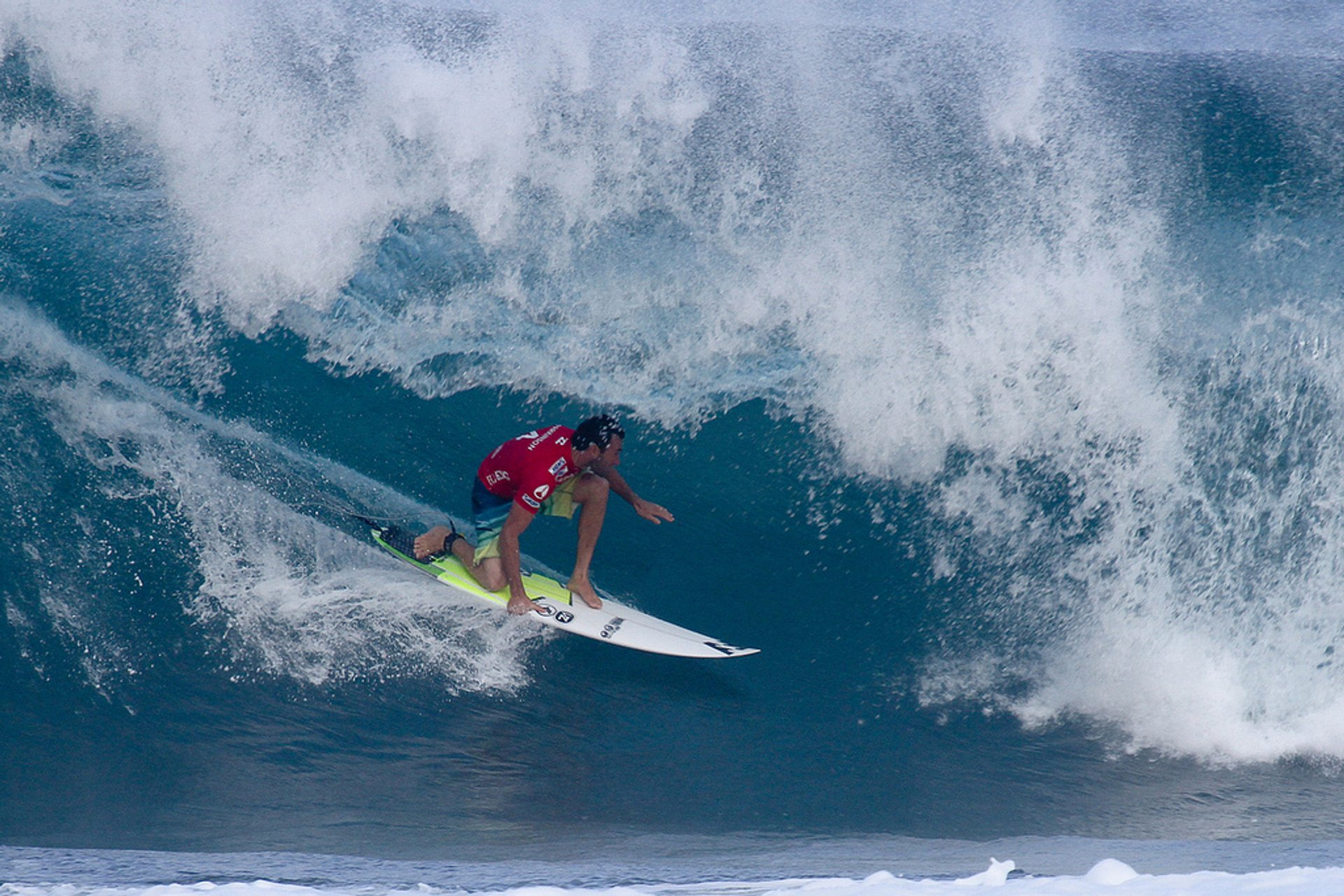 Billabong Pipe Masters in Hawaii 2020 - Best Time