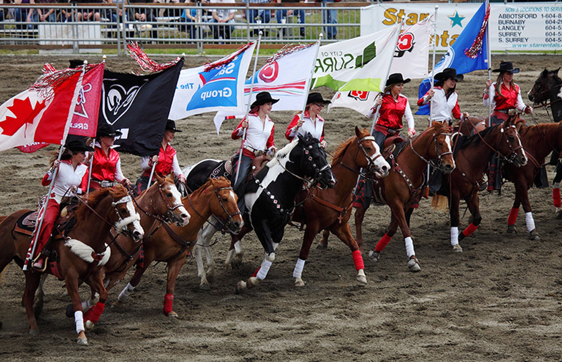 Best time to see Cloverdale Rodeo and Country Fair in Vancouver 2020