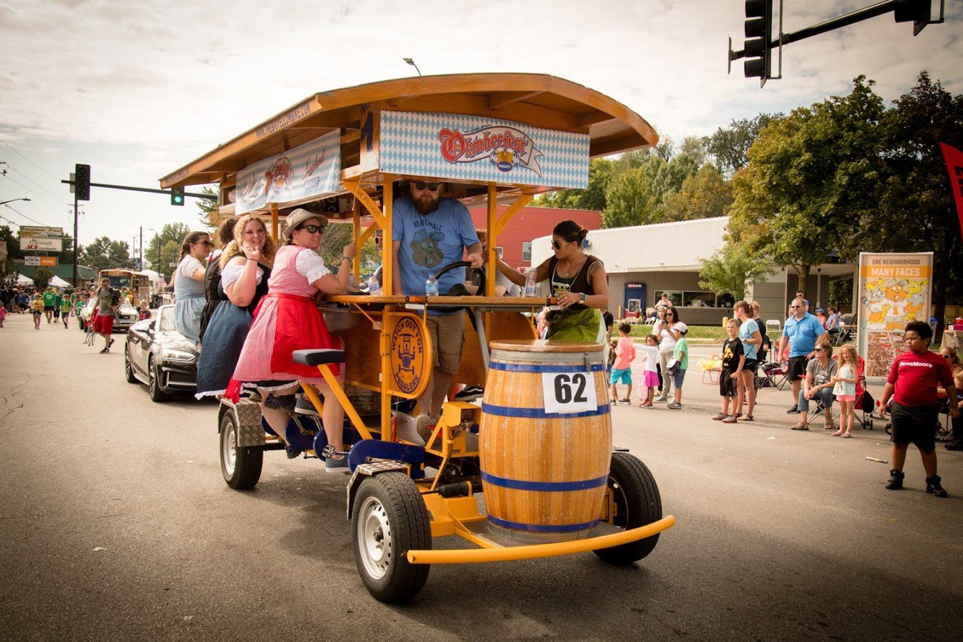 Best time for Beaverdale Fall Festival 2020
