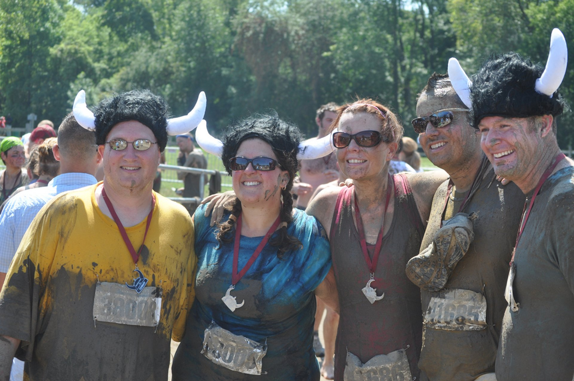 Best time to see Warrior Dash Michigan in Midwest 2020