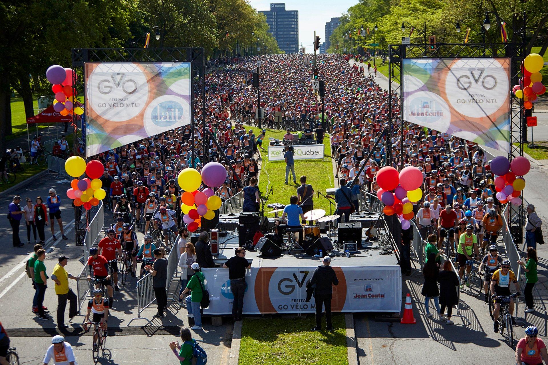 Best time for Tour de l'Île de Montréal 2020