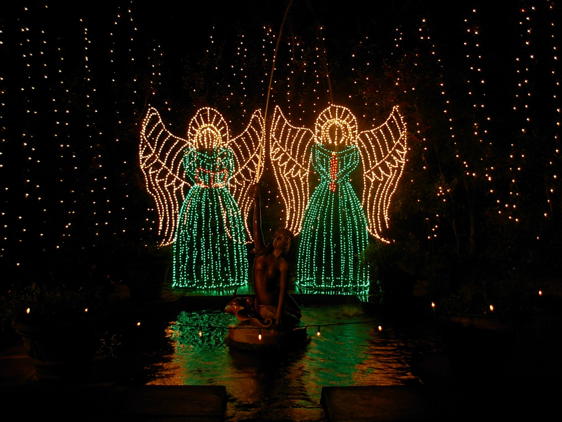Bellingrath Magic Christmas in Lights 2020
