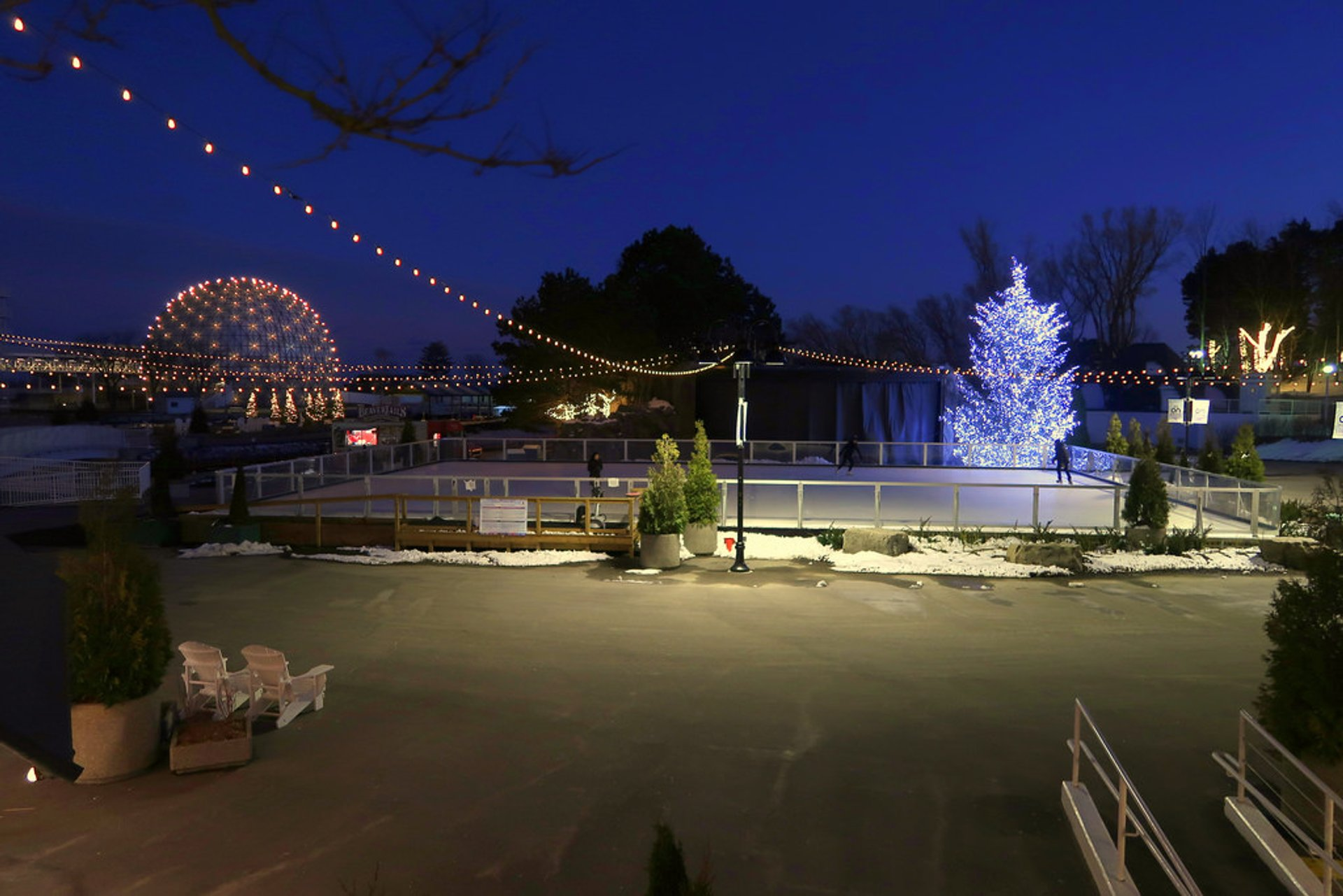 Winter at Ontario Place in Toronto 2020 - Best Time