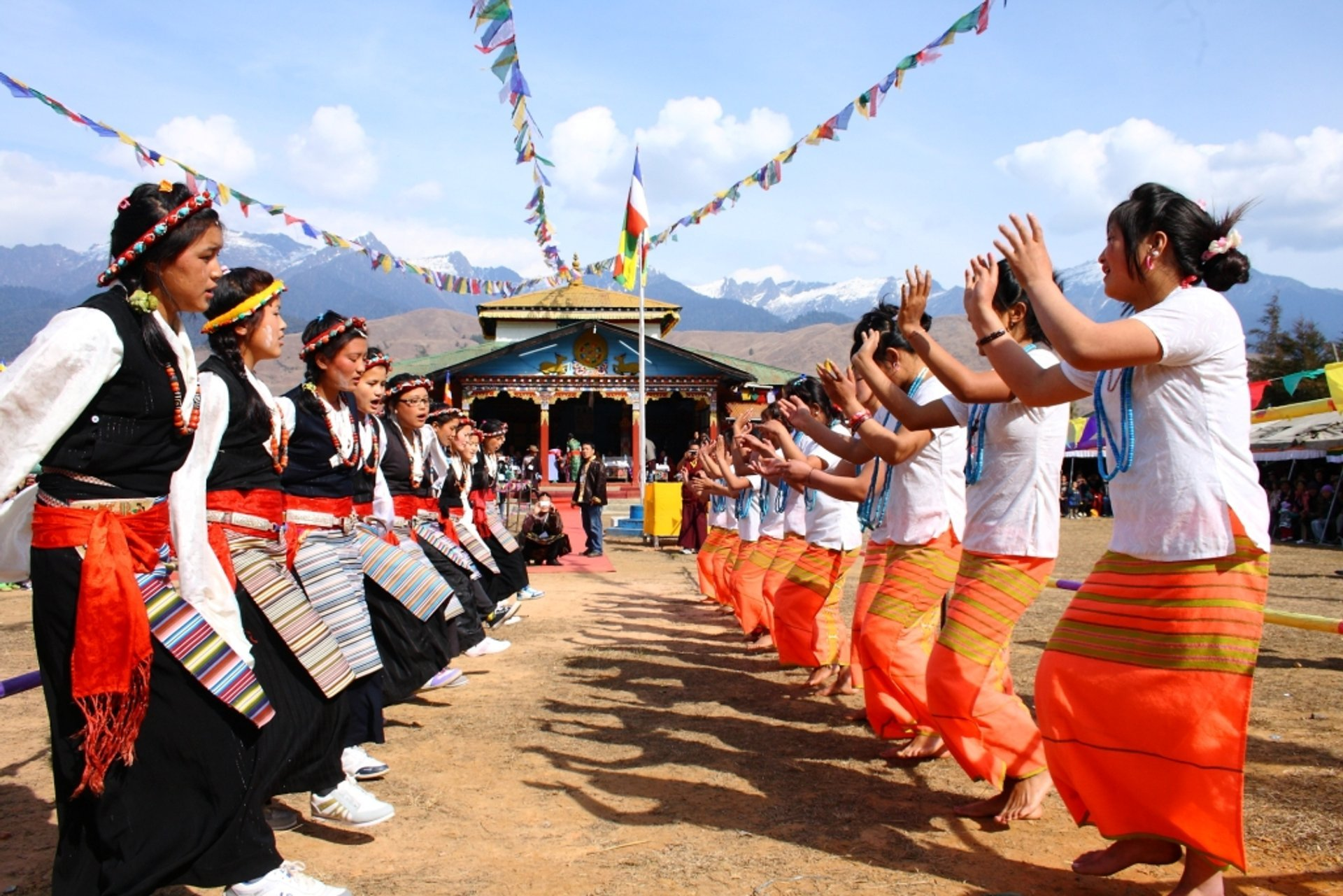 Losar Festival (Losar New Year) in India 2020 - Best Time