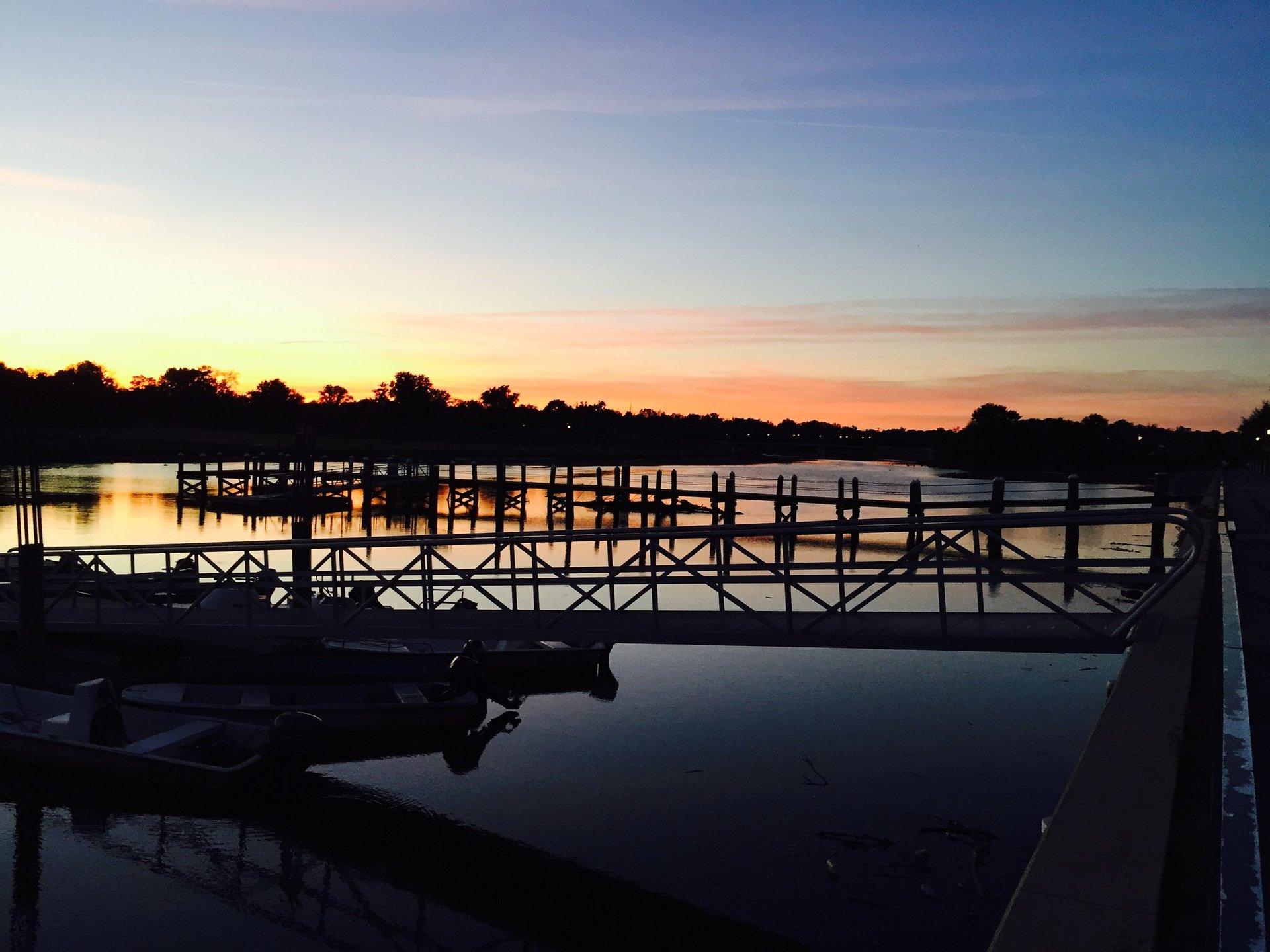 Bladensburg Waterpark, Anacostia River 2020