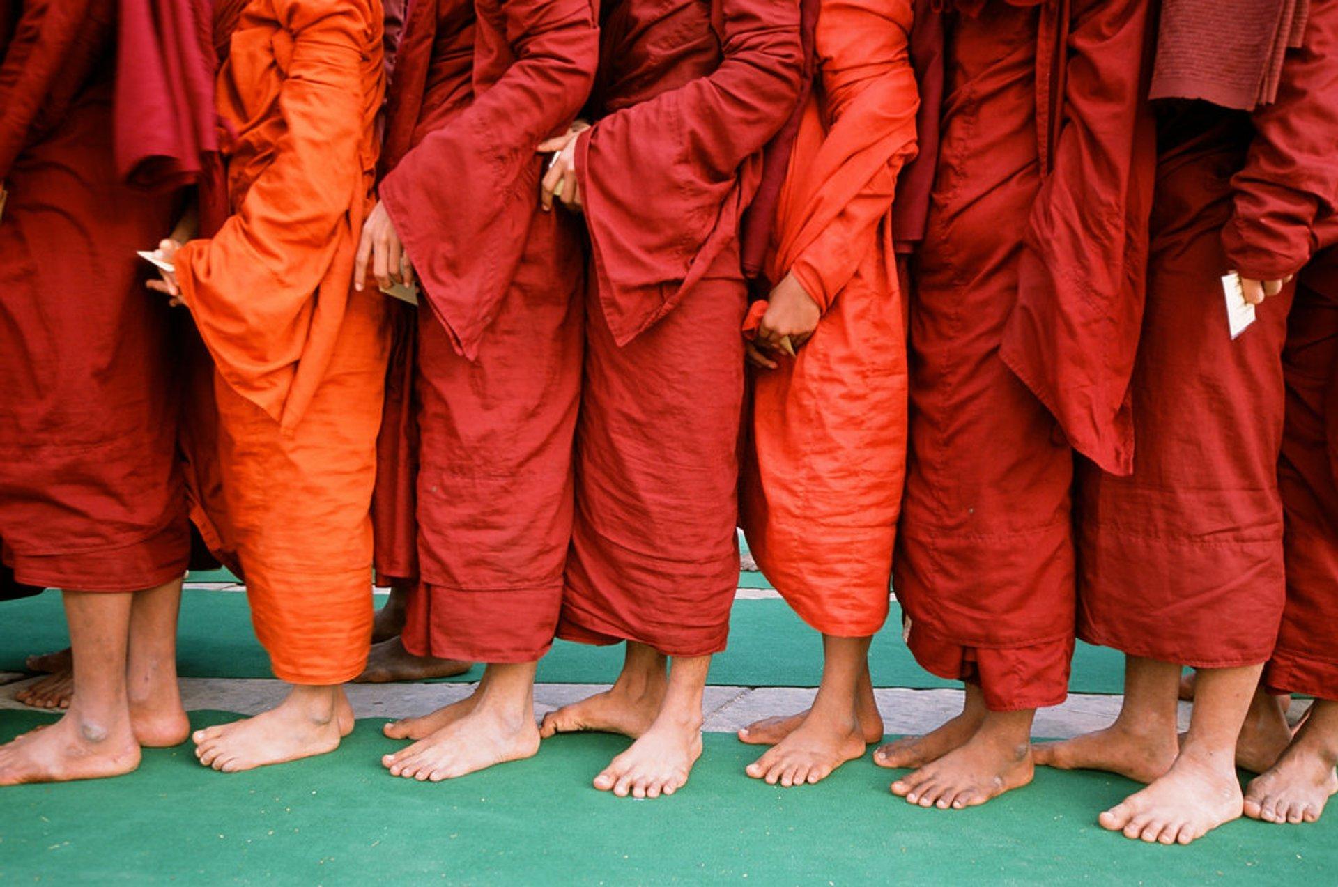 Ananda Pagoda Festival in Myanmar 2020 - Best Time