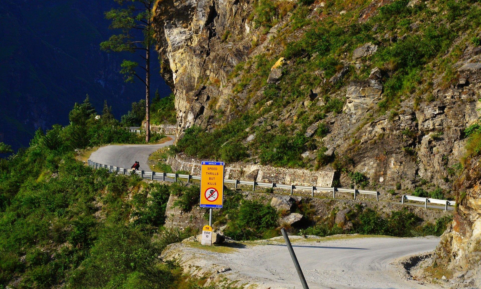Himalayan road 2019