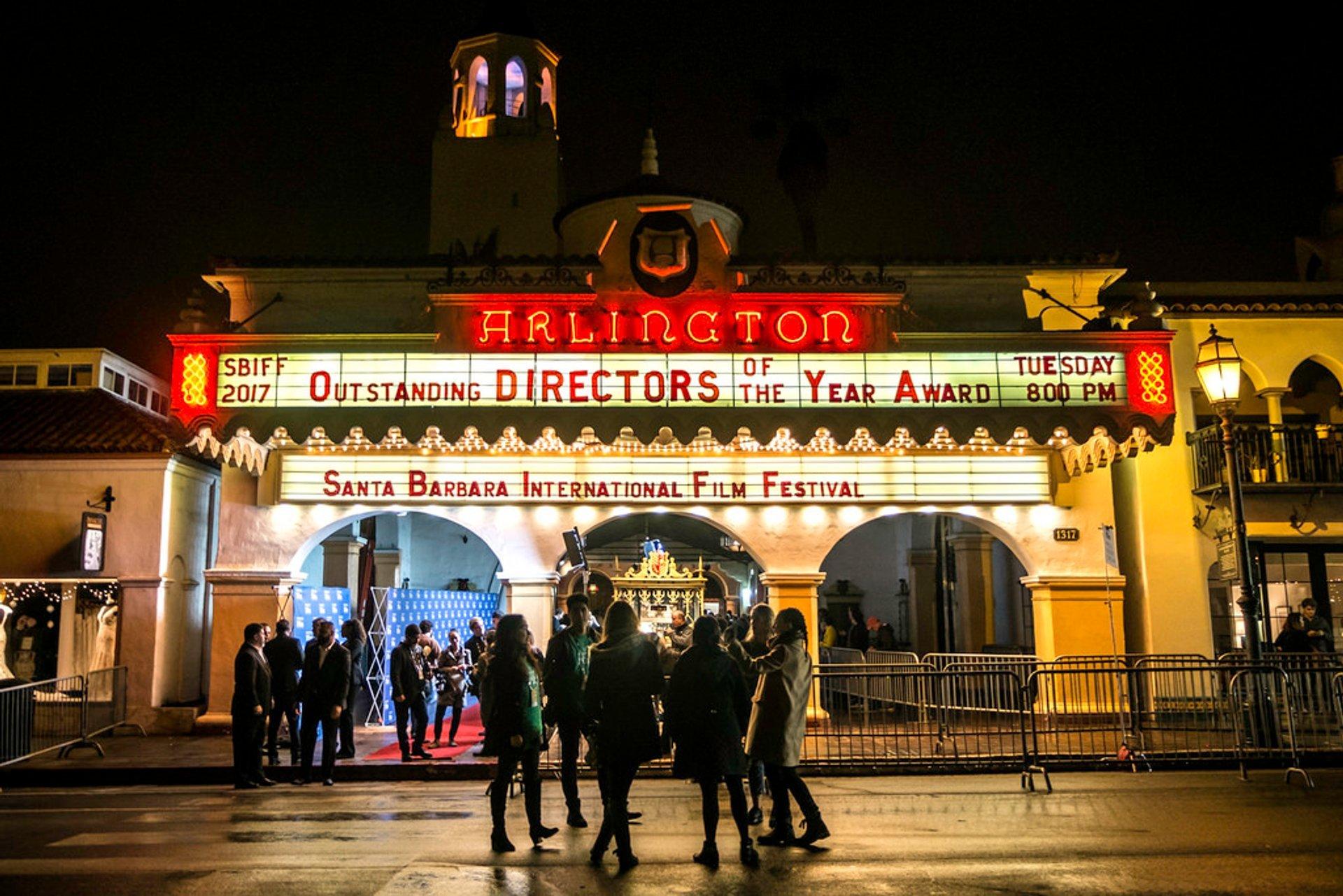 Santa Barbara International Film Festival (SBIFF) in California 2020 - Best Time