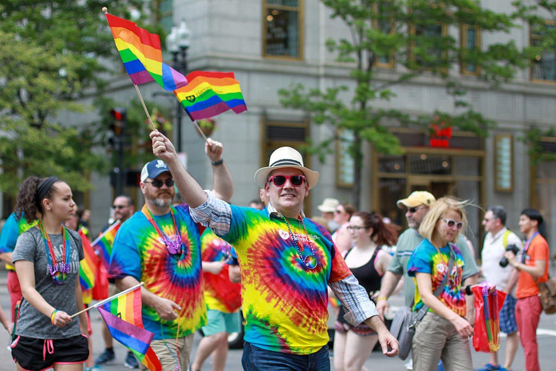 Boston Pride Parade in Boston - Best Season 2020