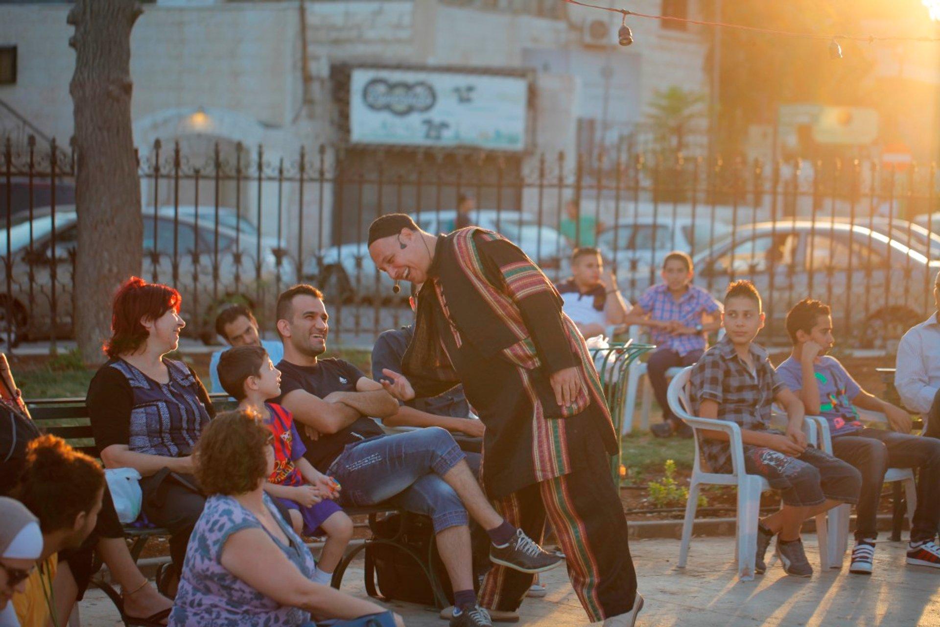 Hakaya Festival in Jordan 2020 - Best Time