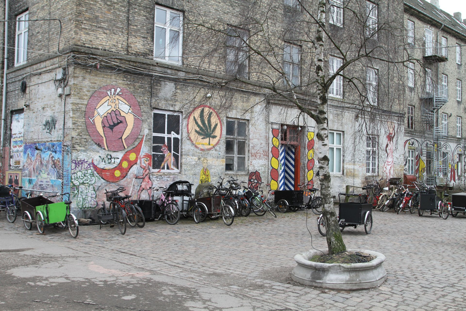 Freetown Christiania in Copenhagen - Best Season 2020