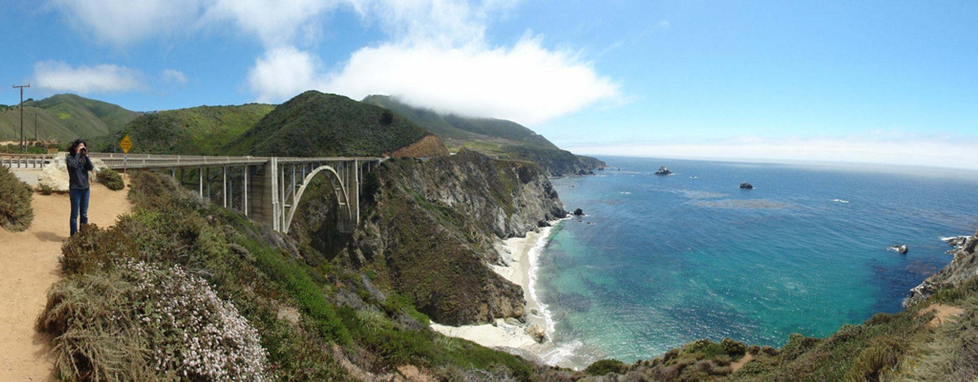 Big Sur in California - Best Season 2019