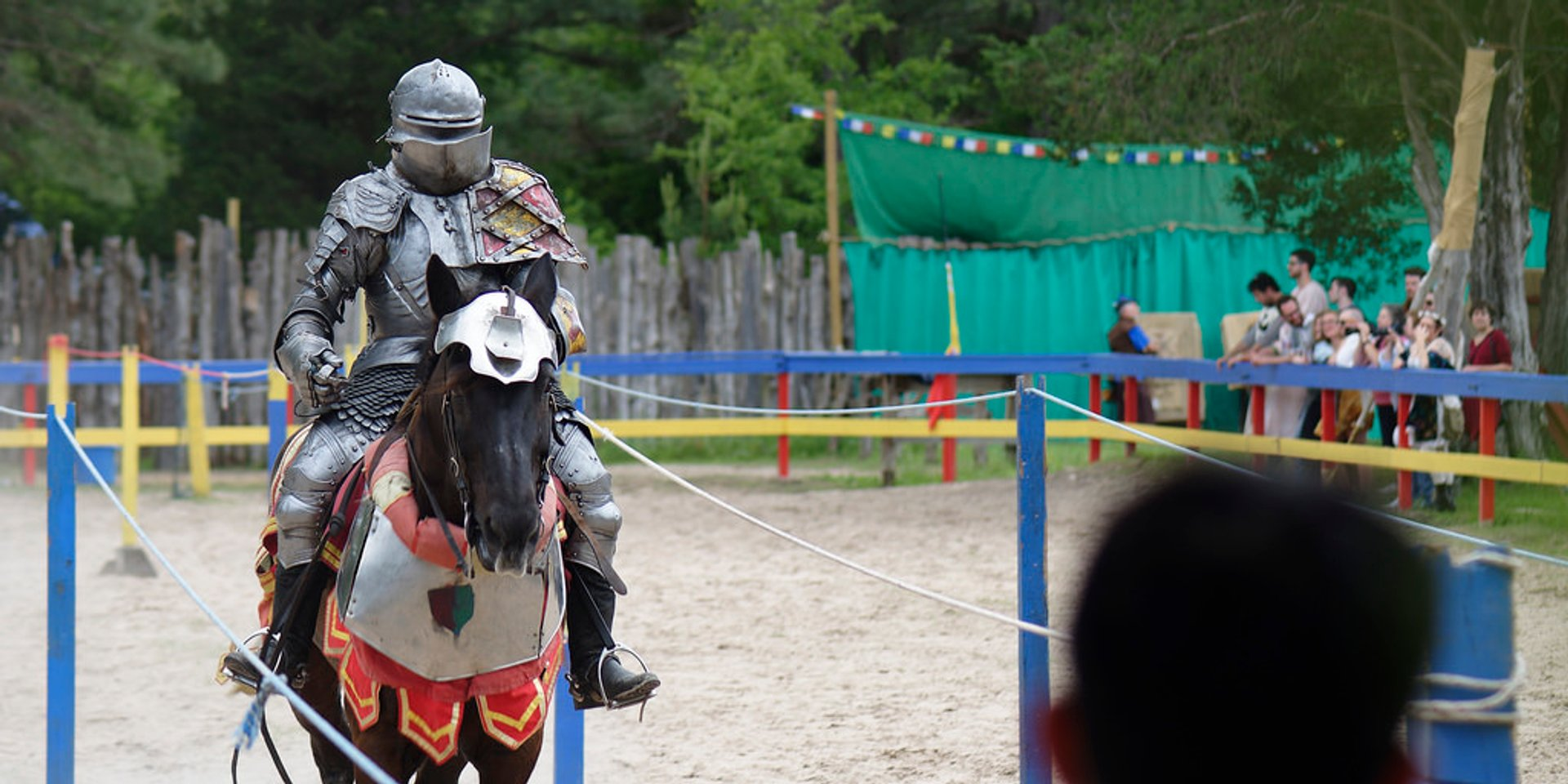 Hedge Knight or a jouster in the tournament