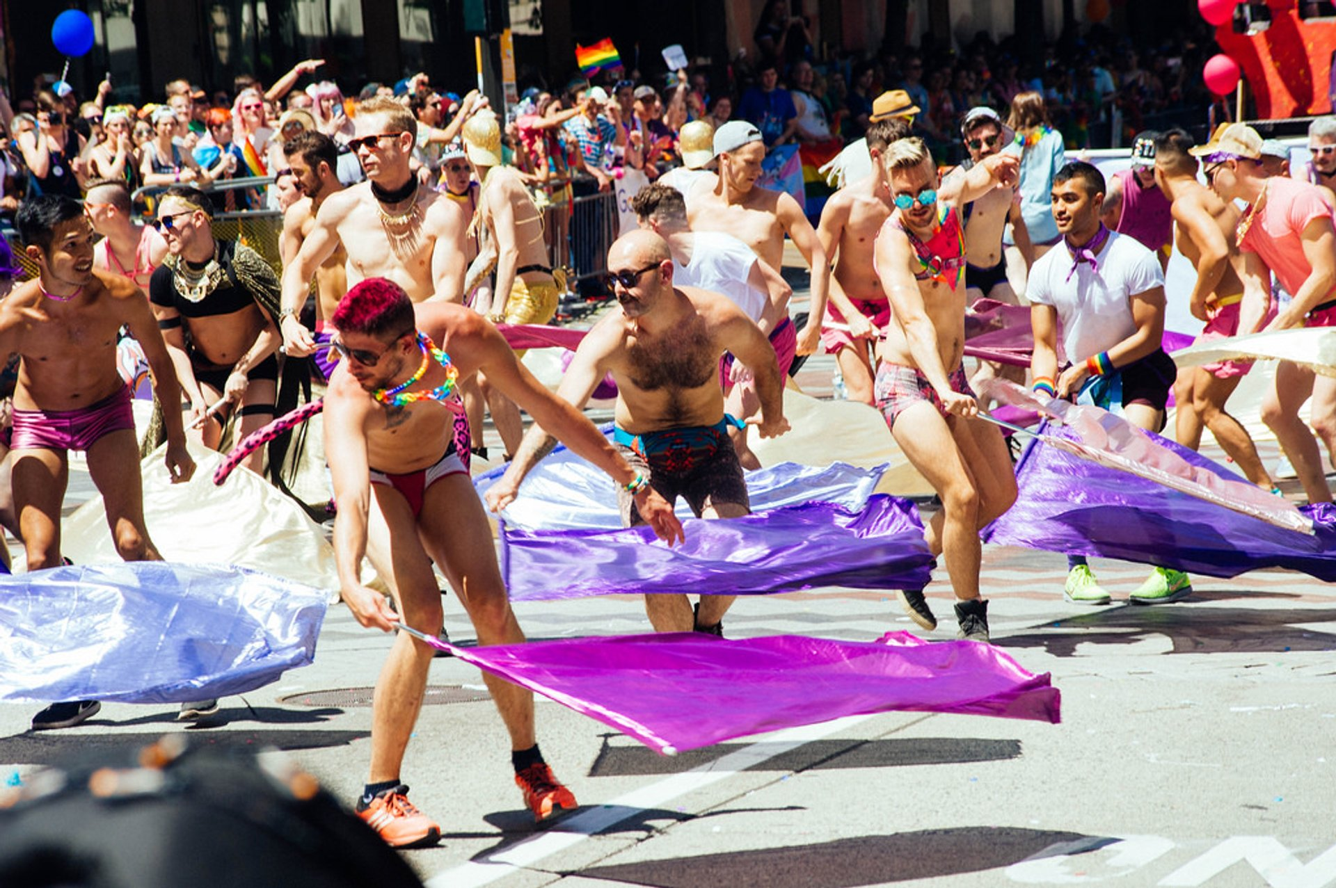 Best time for Seattle Pride in Seattle 2019