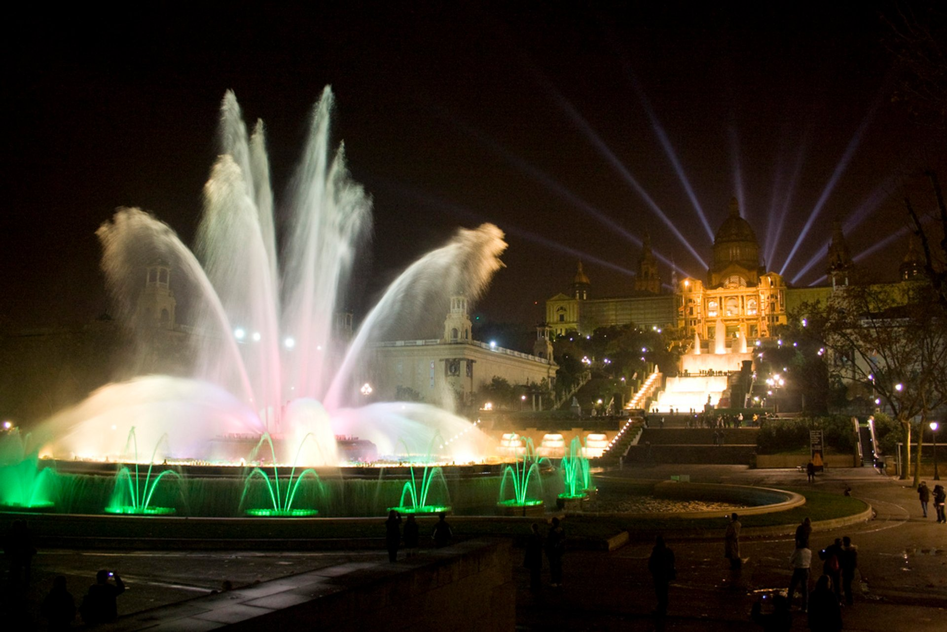 The Magic Fountain of Montjuïc in Barcelona 2019 - Best Time