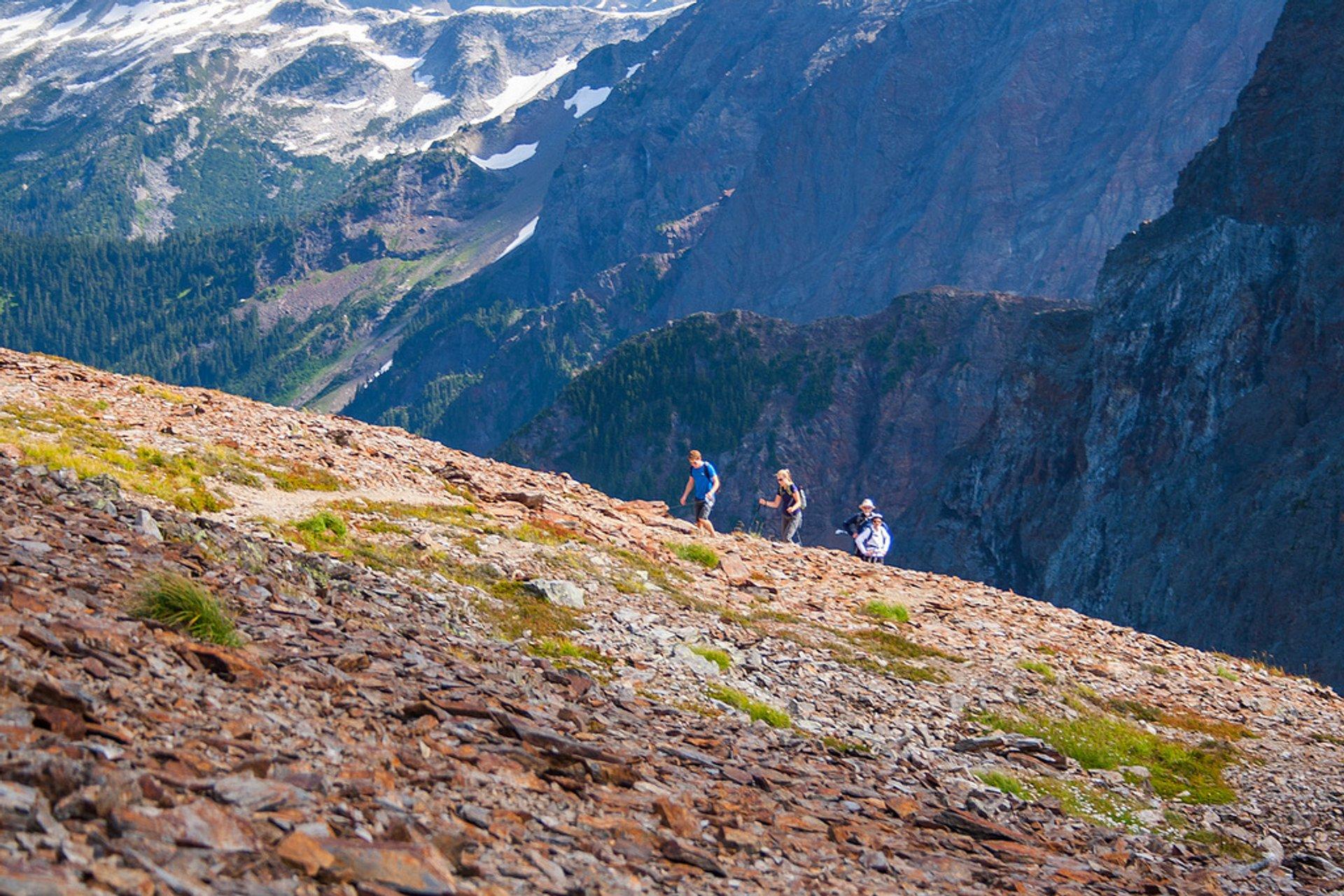 Mount Cheam in British Columbia - Best Season