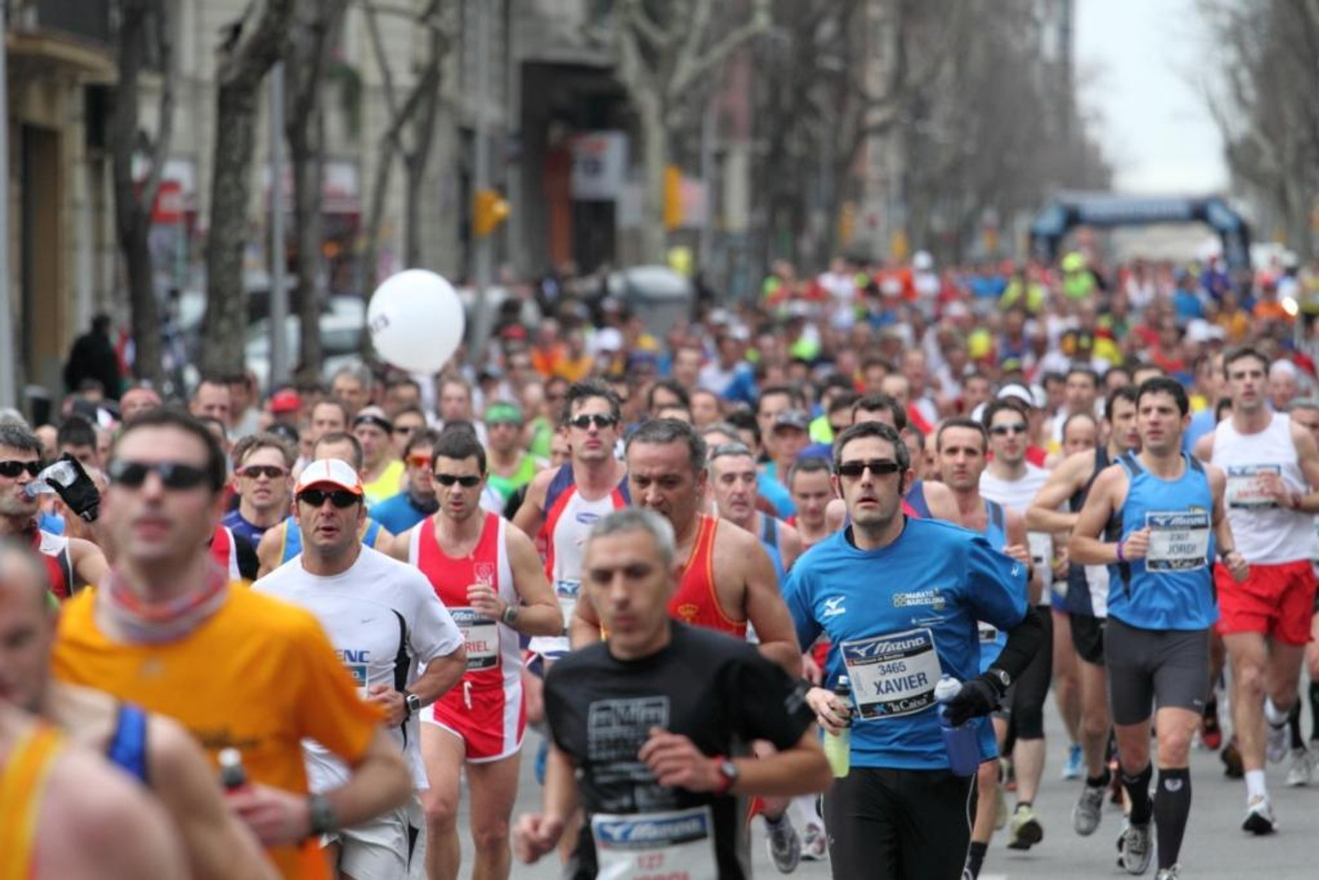 Barcelona Marathon in Barcelona 2020 - Best Time