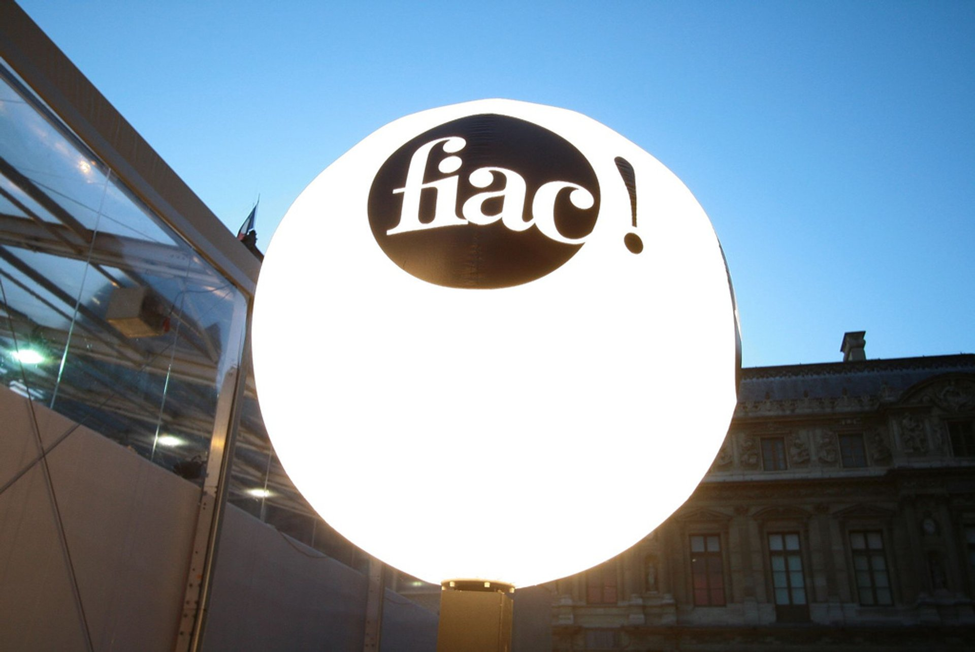 Best time to see Foire Internationale d'Art Contemporain (FIAC) in Paris 2020
