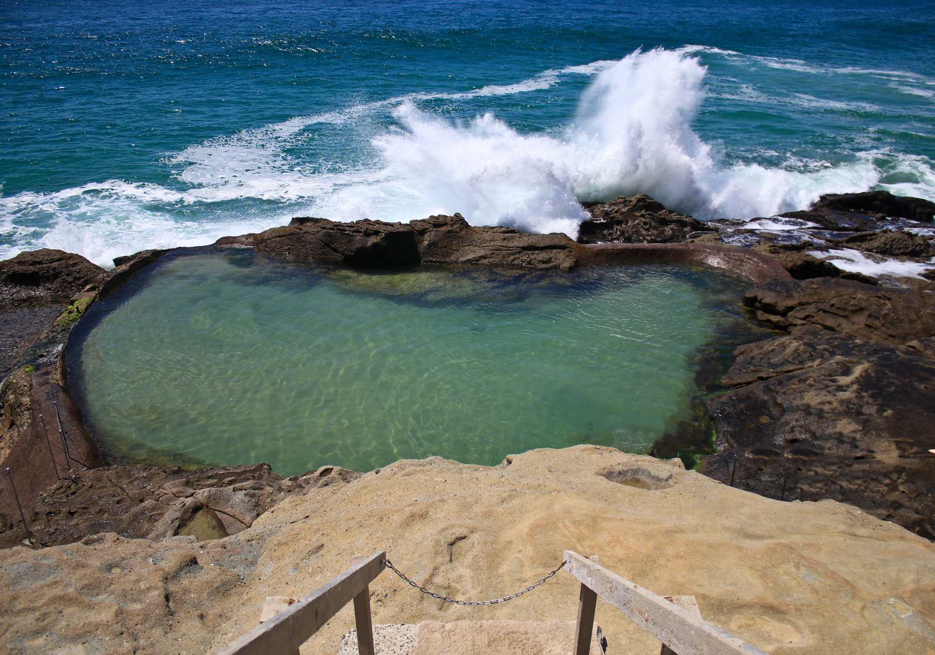 Thousand Steps Beach Pools in California 2020 - Best Time