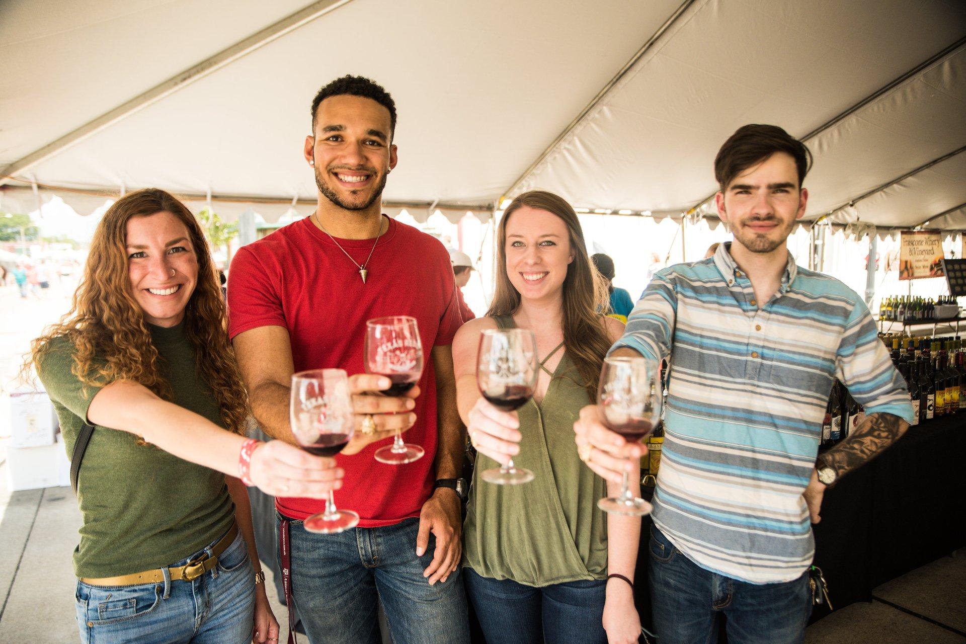 Texas Reds Steak & Grape Festival in Texas - Best Season 2020