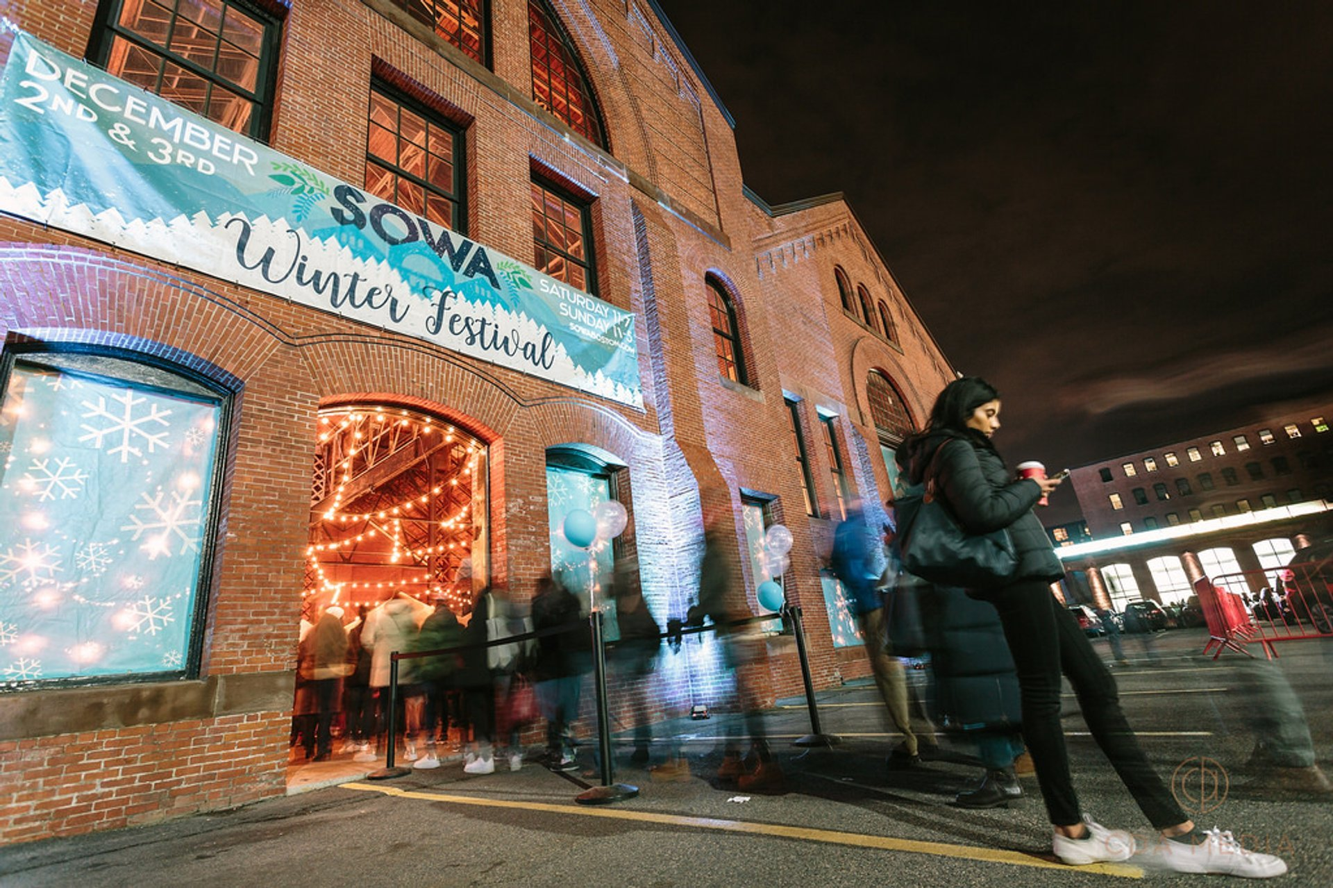 SoWa Winter Festival in Boston 2020 - Best Time