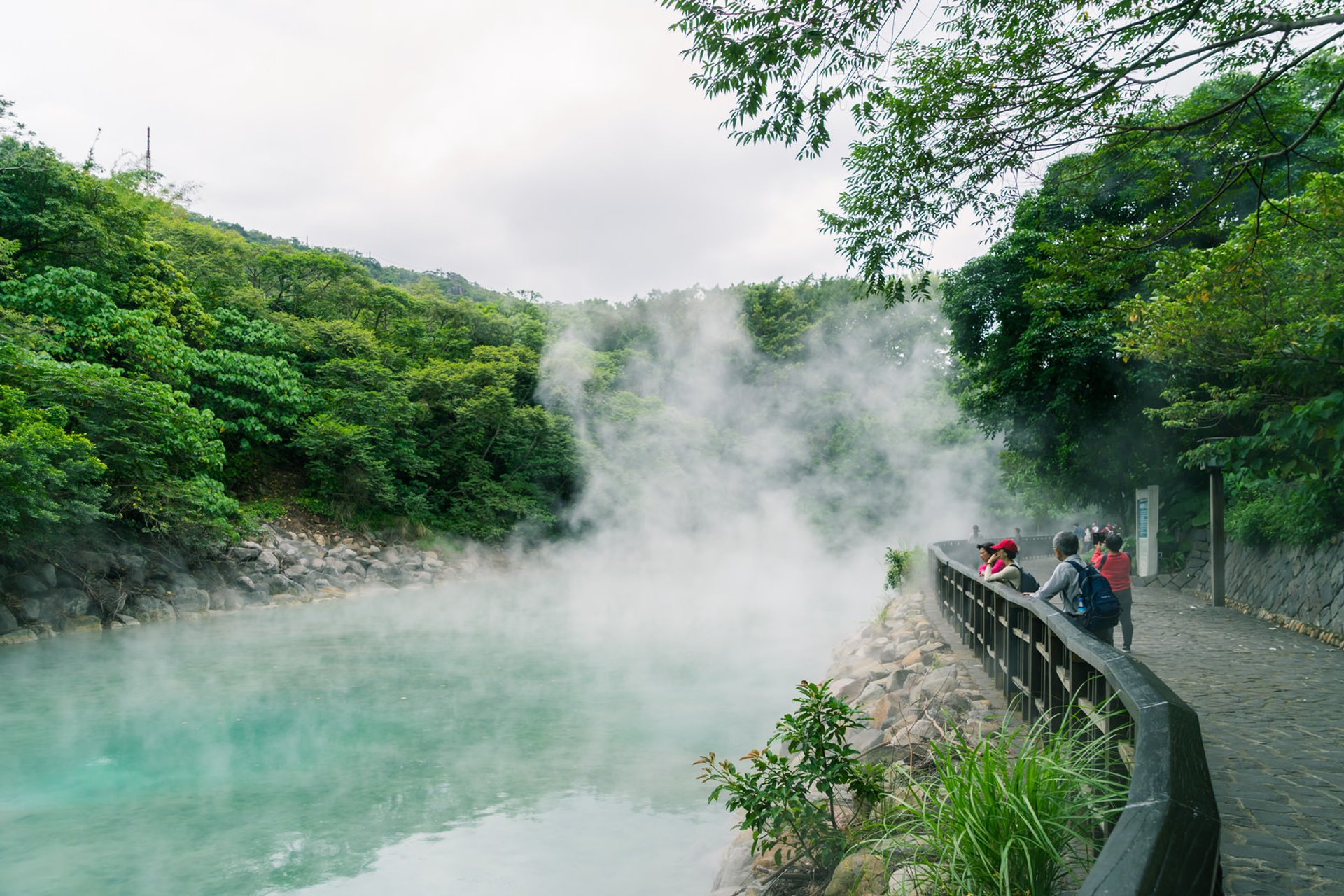 Beitou Thermal Valley 2019