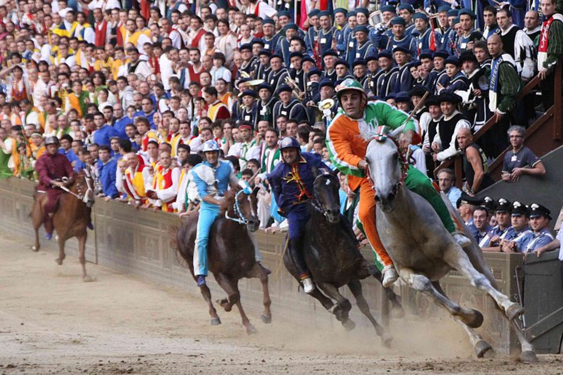 Palio di Siena in Tuscany 2020 - Best Time