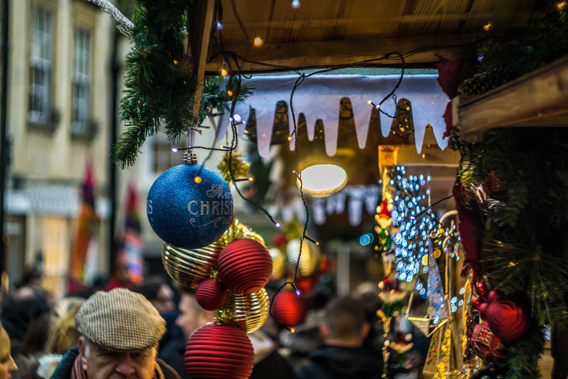 Christmas Markets in The United Kingdom 2020 - Best Time