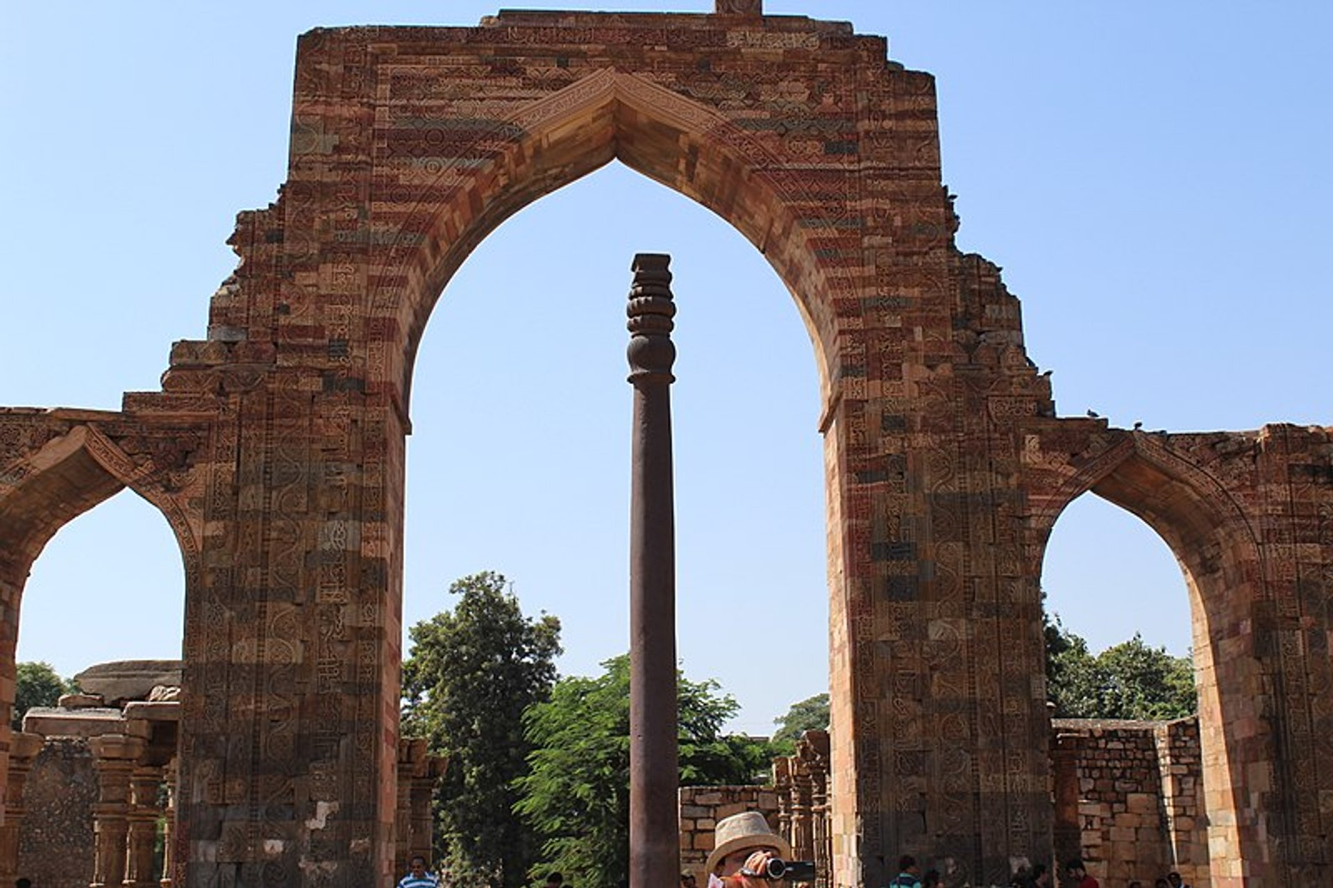 Iron Pillar of Delhi in India 2020 - Best Time