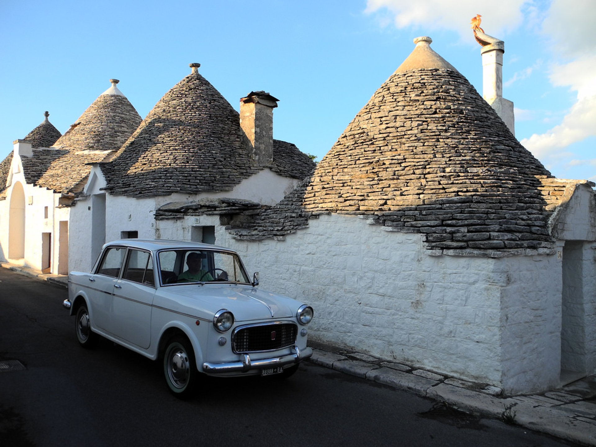 Best time to see Trulli of Alberobello in Italy 2020