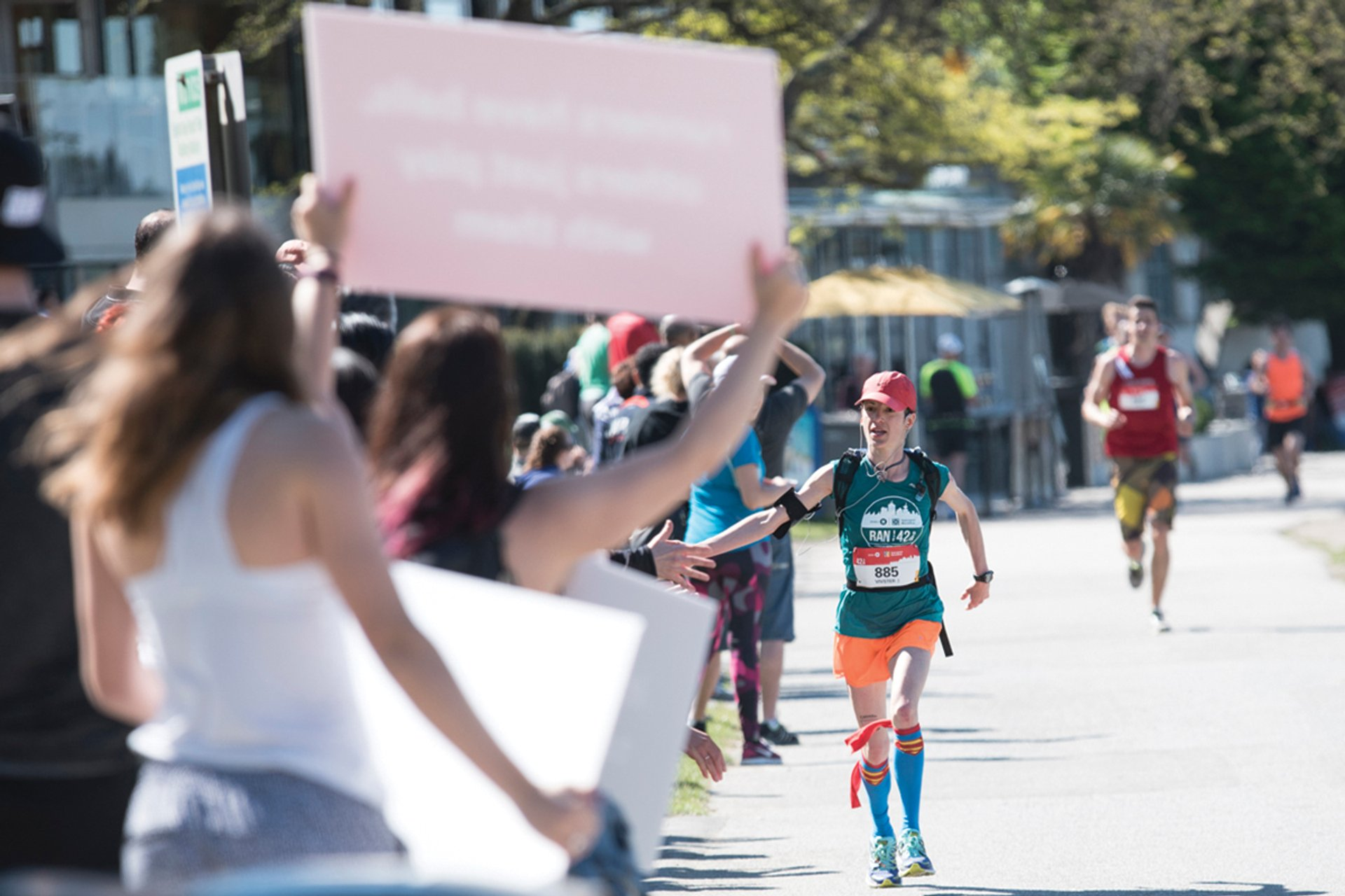Best time for Vancouver Marathon in Vancouver 2019