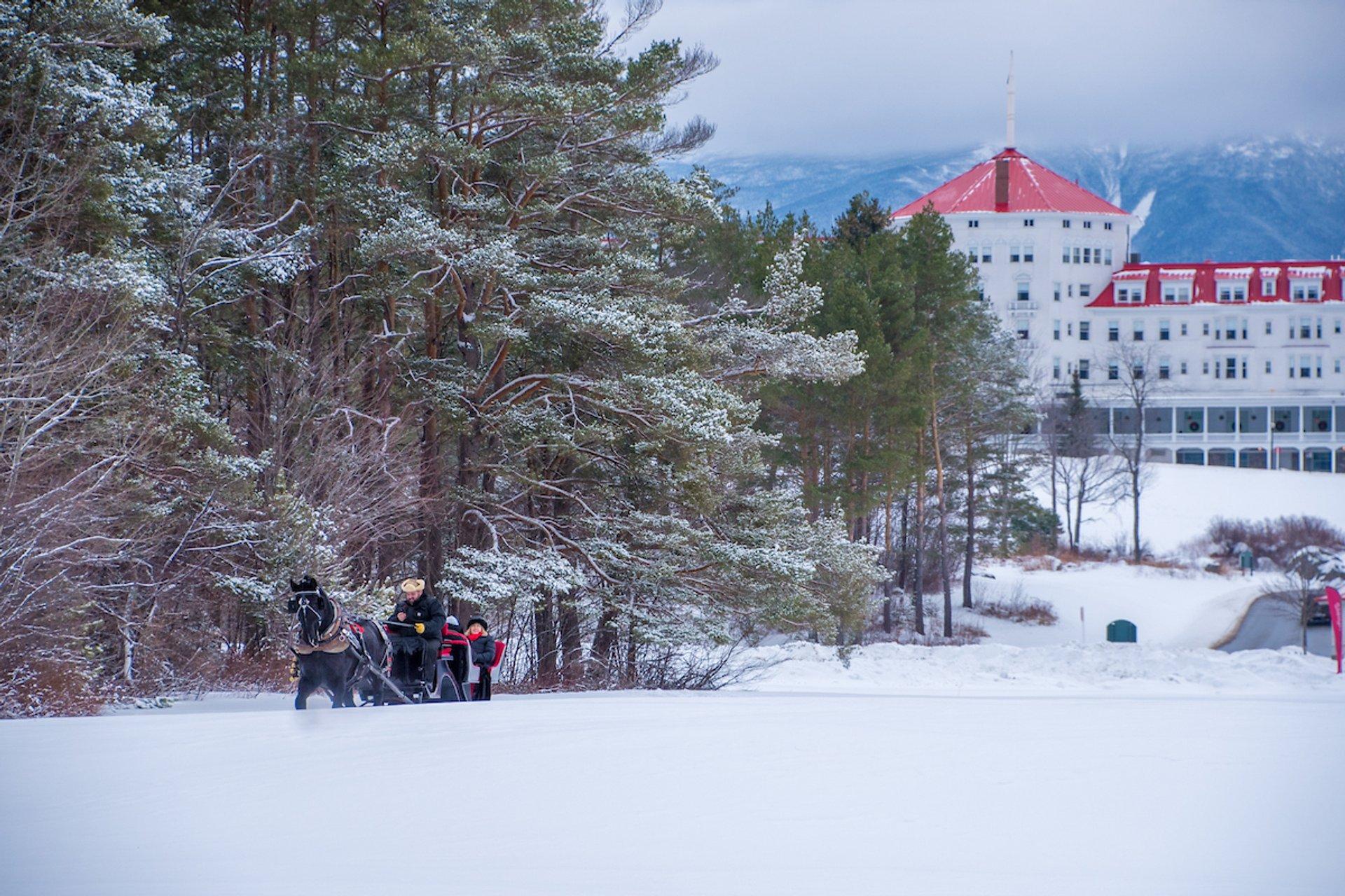 Bretton Woods resort 2020