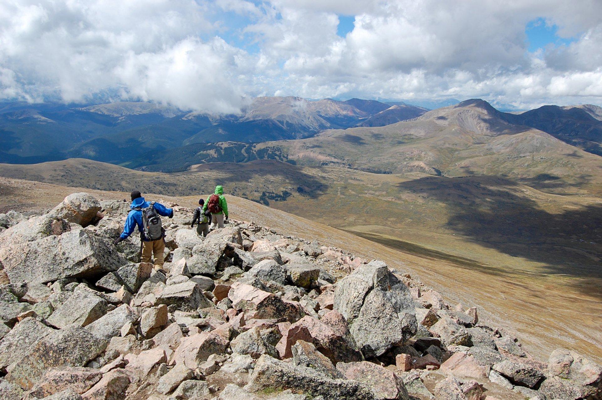 Mount Bierstadt in Colorado 2020 - Best Time