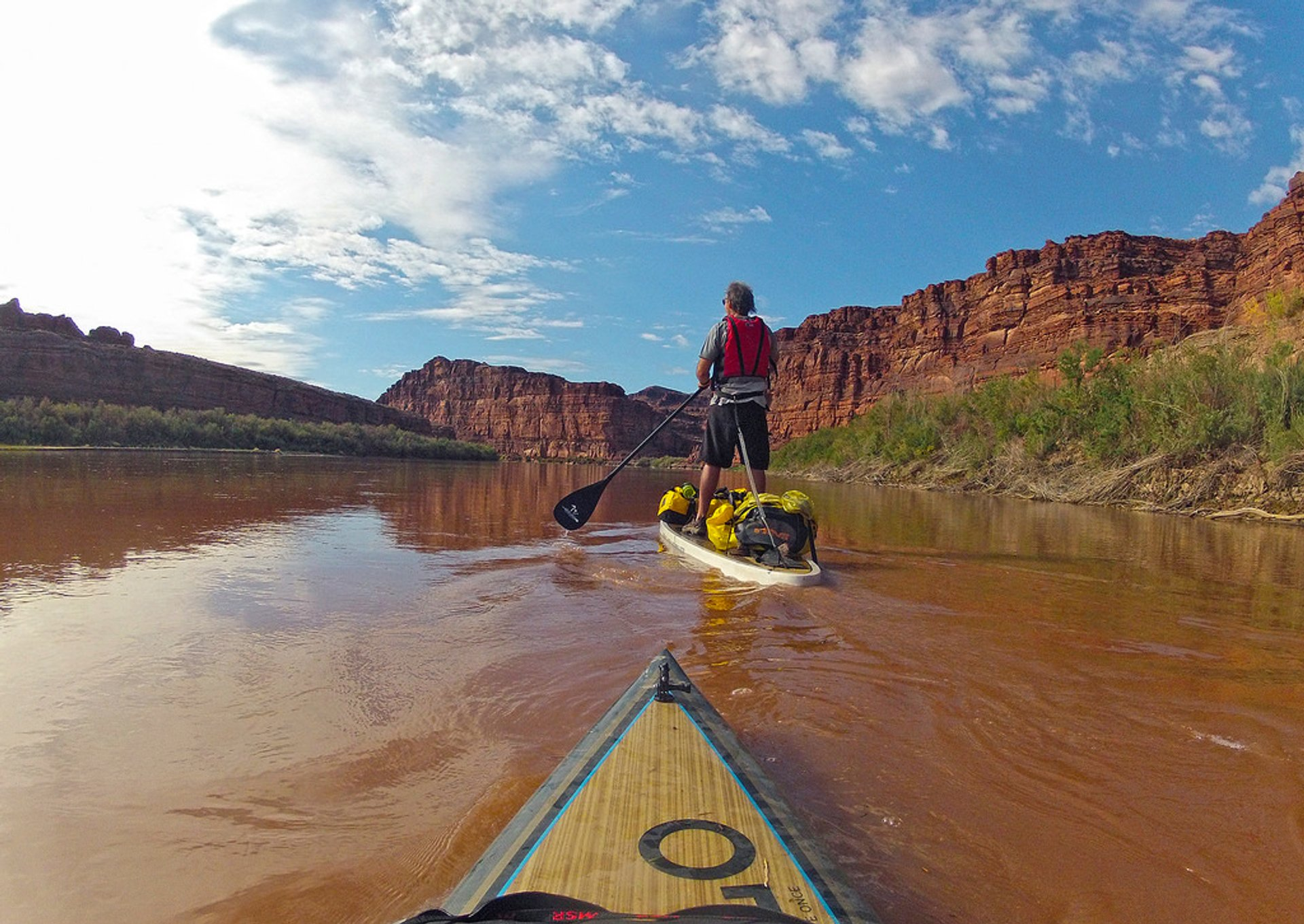 Stand Up Paddle Boarding in Utah 2020 - Best Time