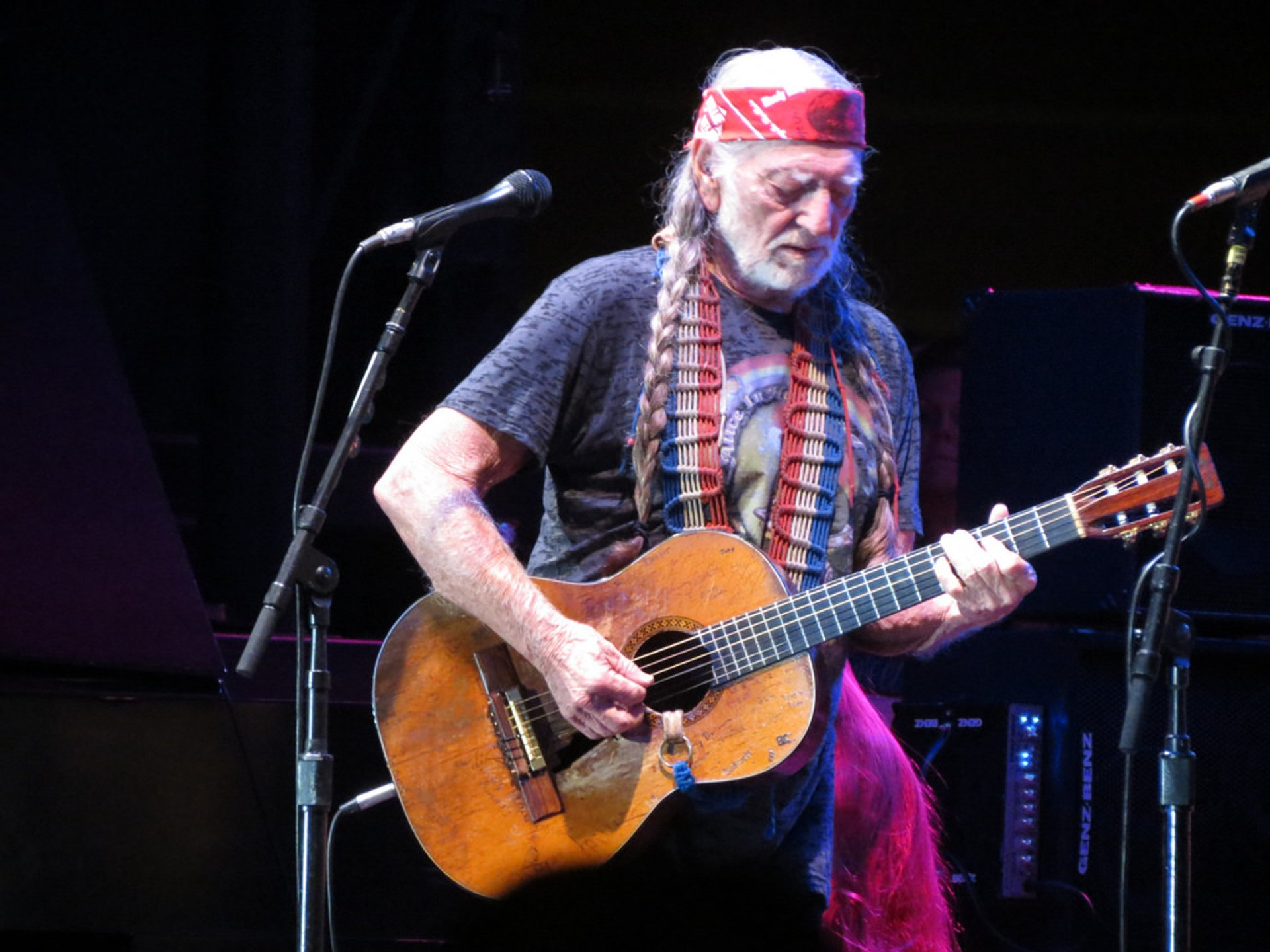 Willie Nelson's Fourth of July Picnic in Texas - Best Time
