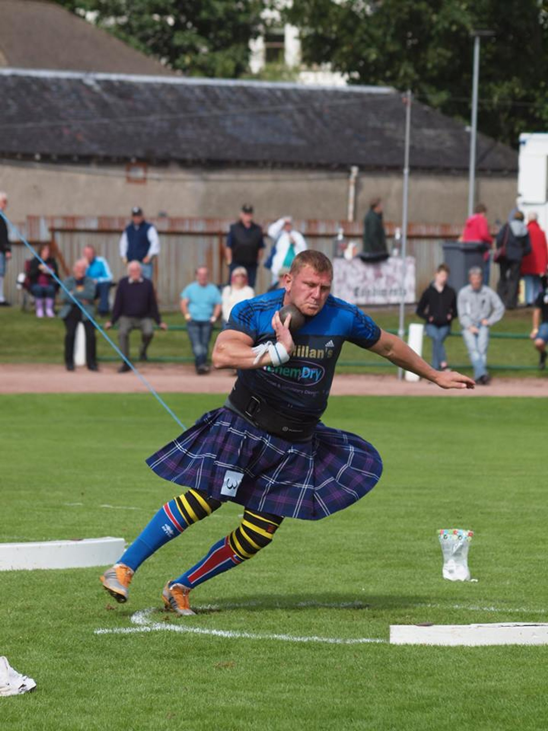 Best time to see Cowal Highland Gathering in Scotland 2020