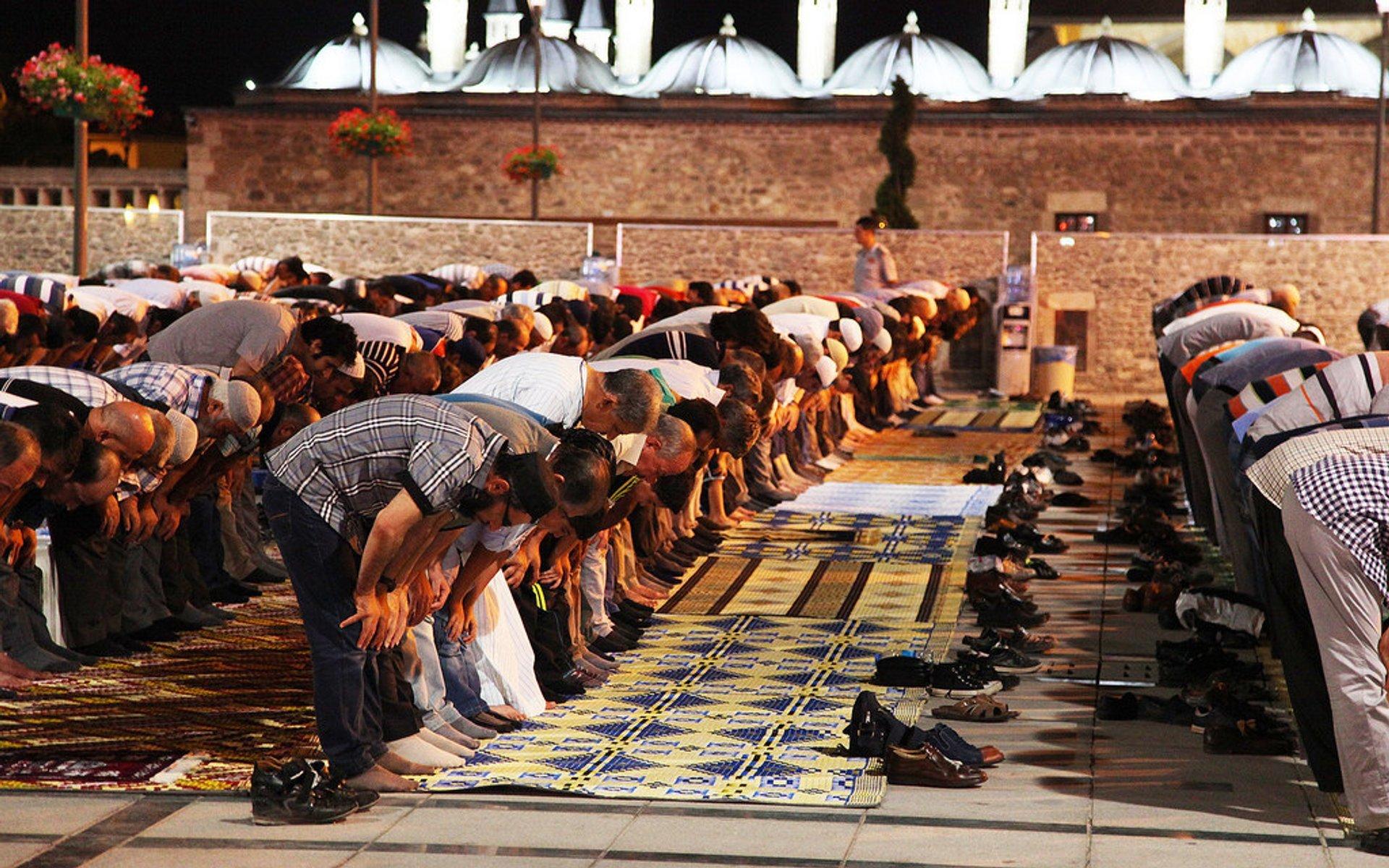 Ramadan (Ramazan) in Turkey 2019 - Best Time