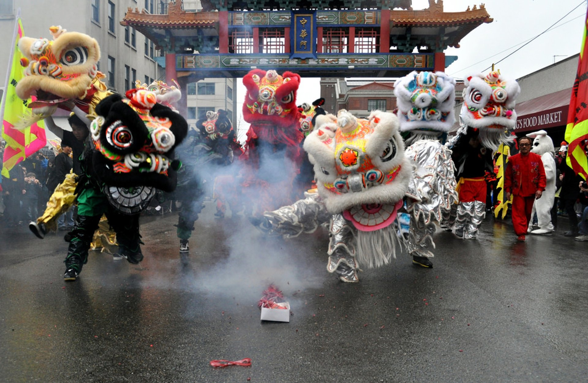 Best time to see Chinese New Year in Seattle 2019
