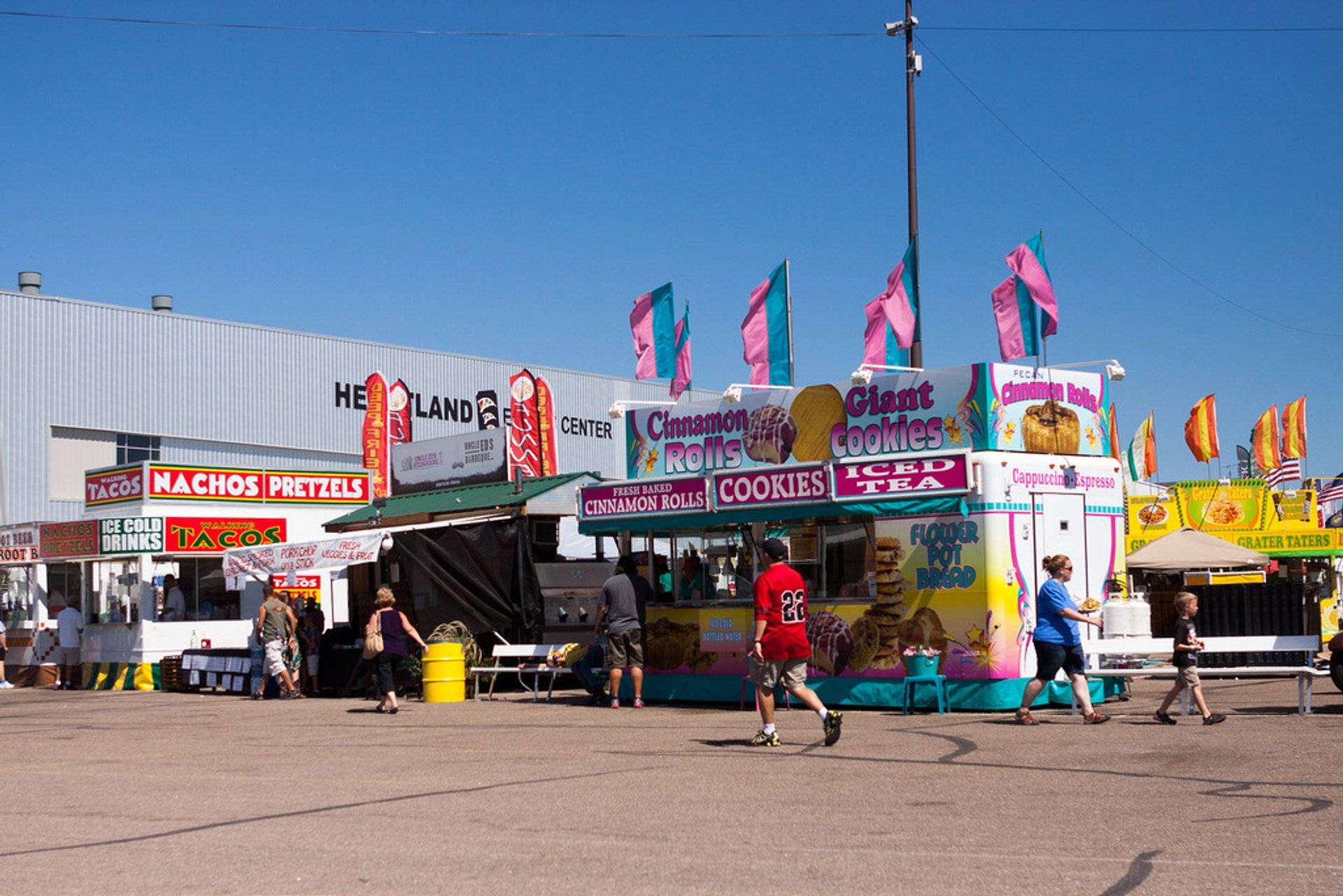 Best time to see Nebraska State Fair in Midwest 2020