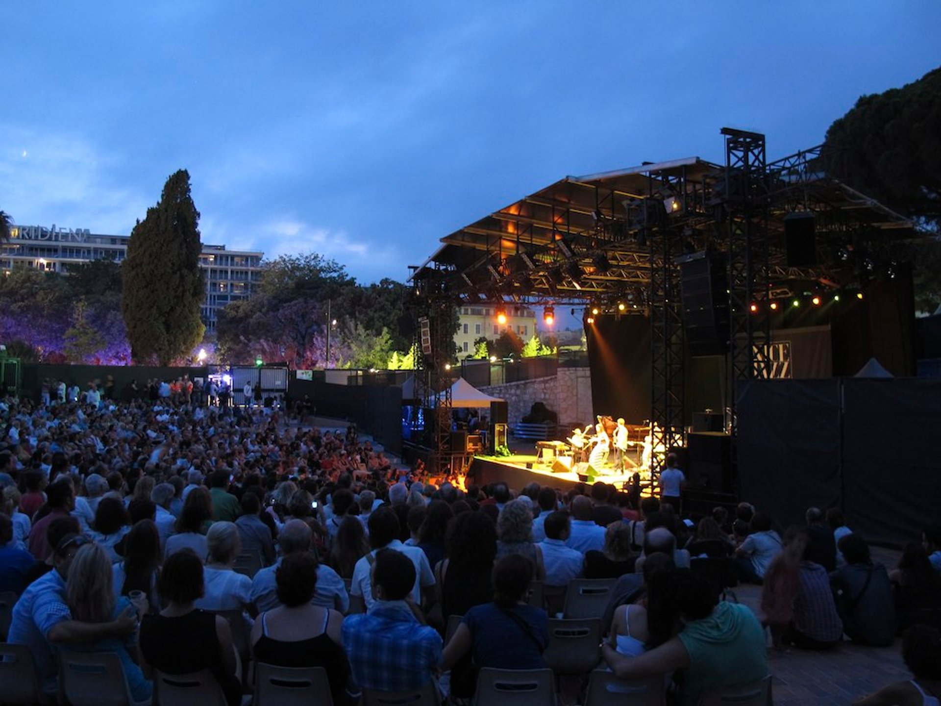 Nice Jazz Festival in Provence & French Riviera 2019 - Best Time