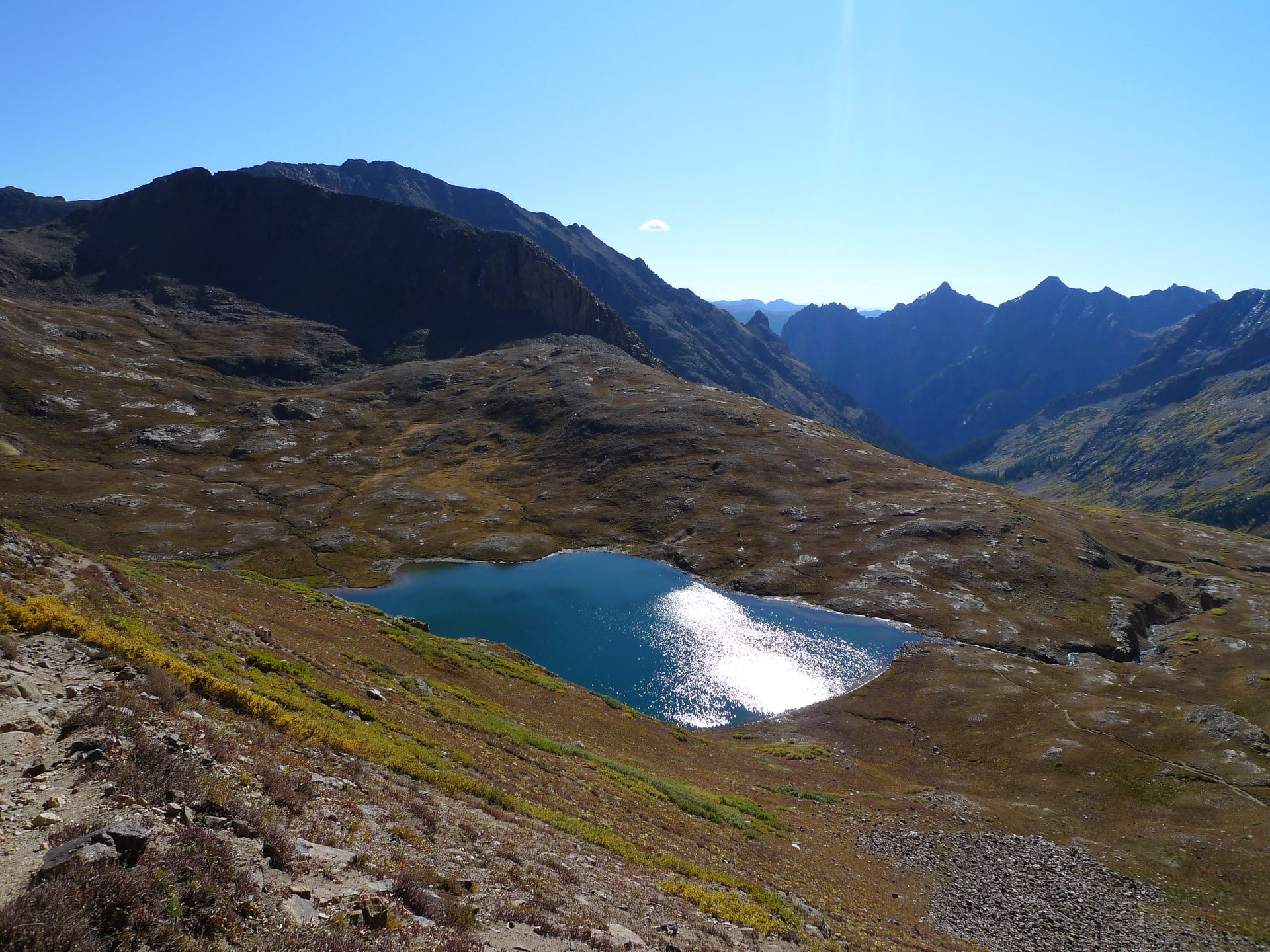 Best time to see Chicago Basin in Colorado 2020