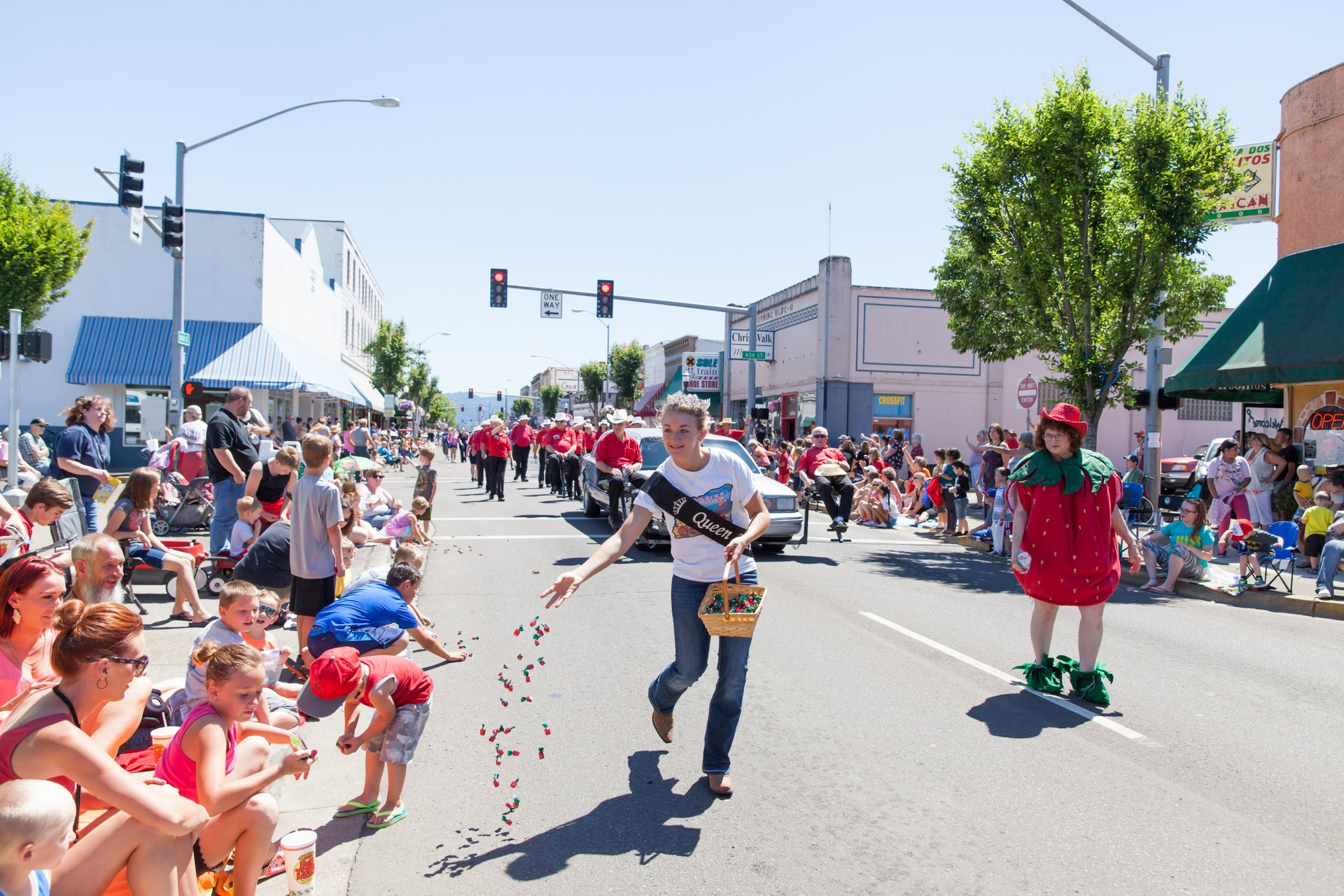 Strawberry Festival Parade 2020