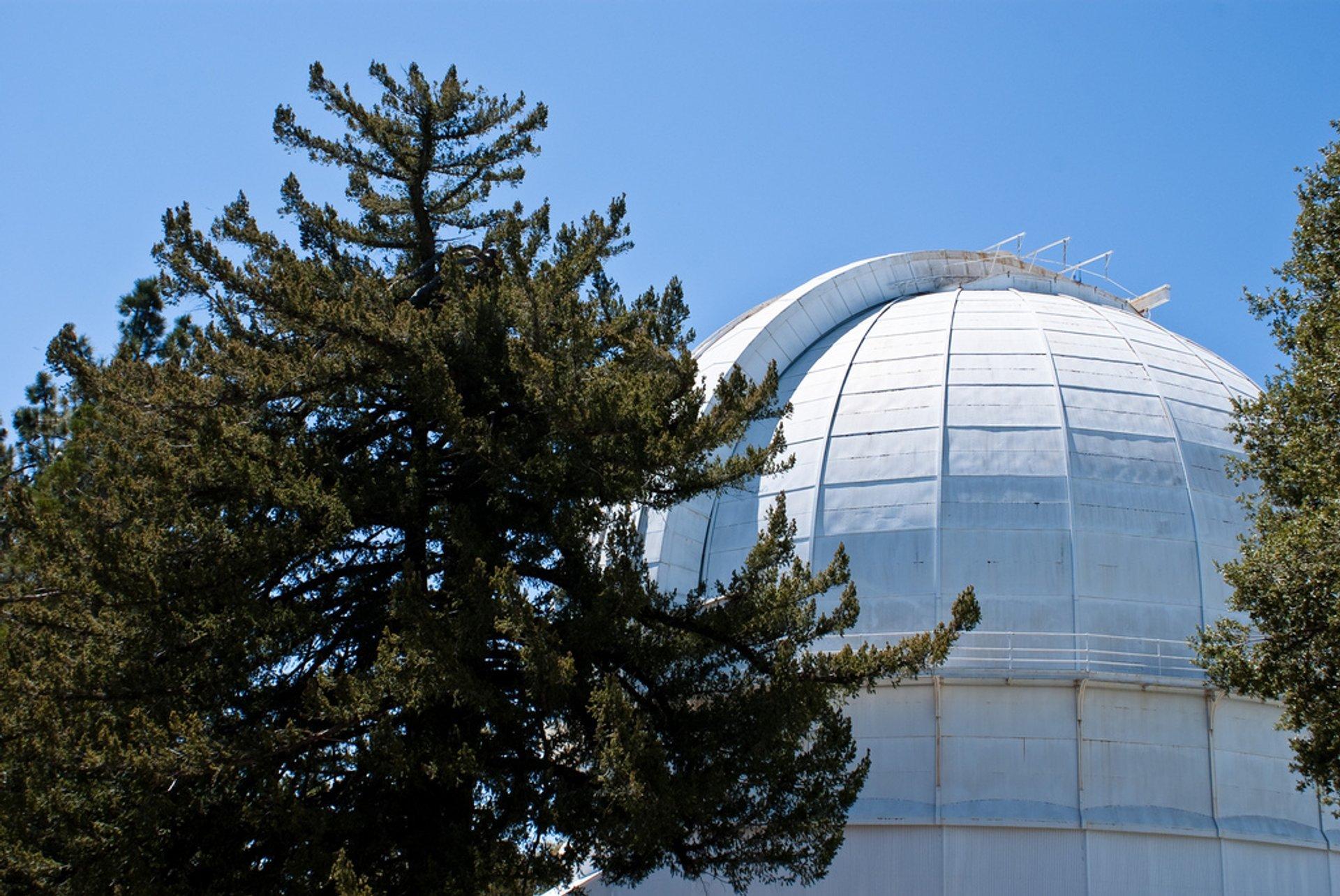 Mount Wilson Observatory in Los Angeles 2019 - Best Time