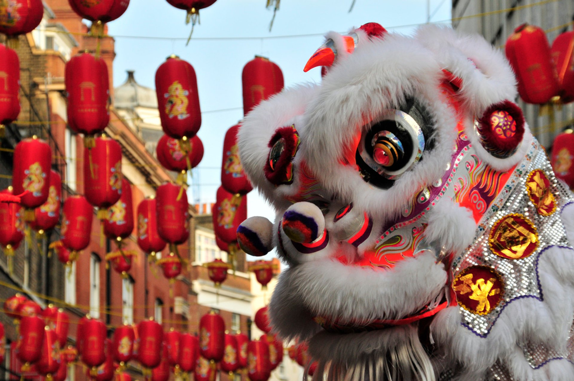 Chinese New Year in London 2020 - Best Time